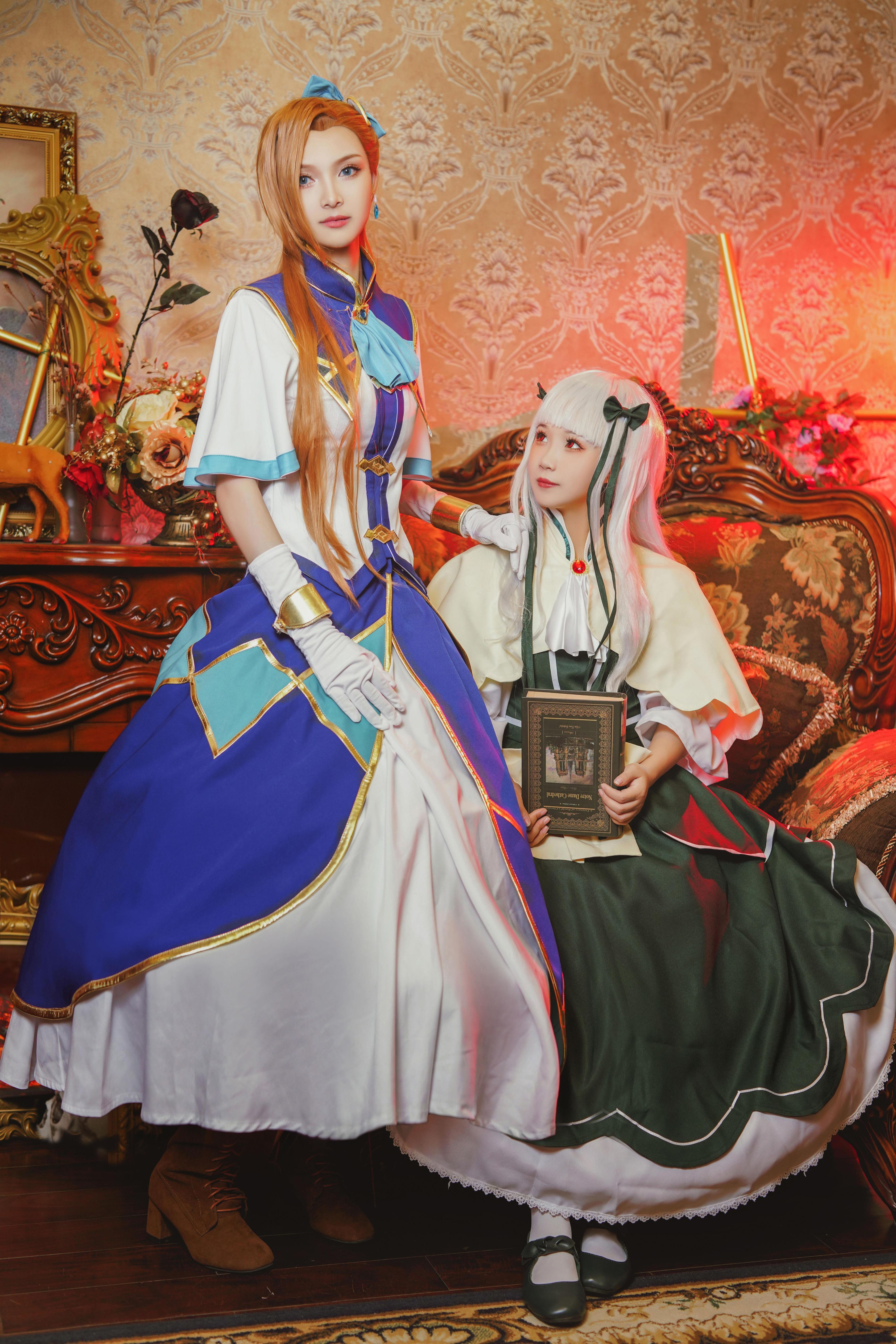 正片cosplay【CN:墨玉Zzz】 -cosplay刀剑图片插图