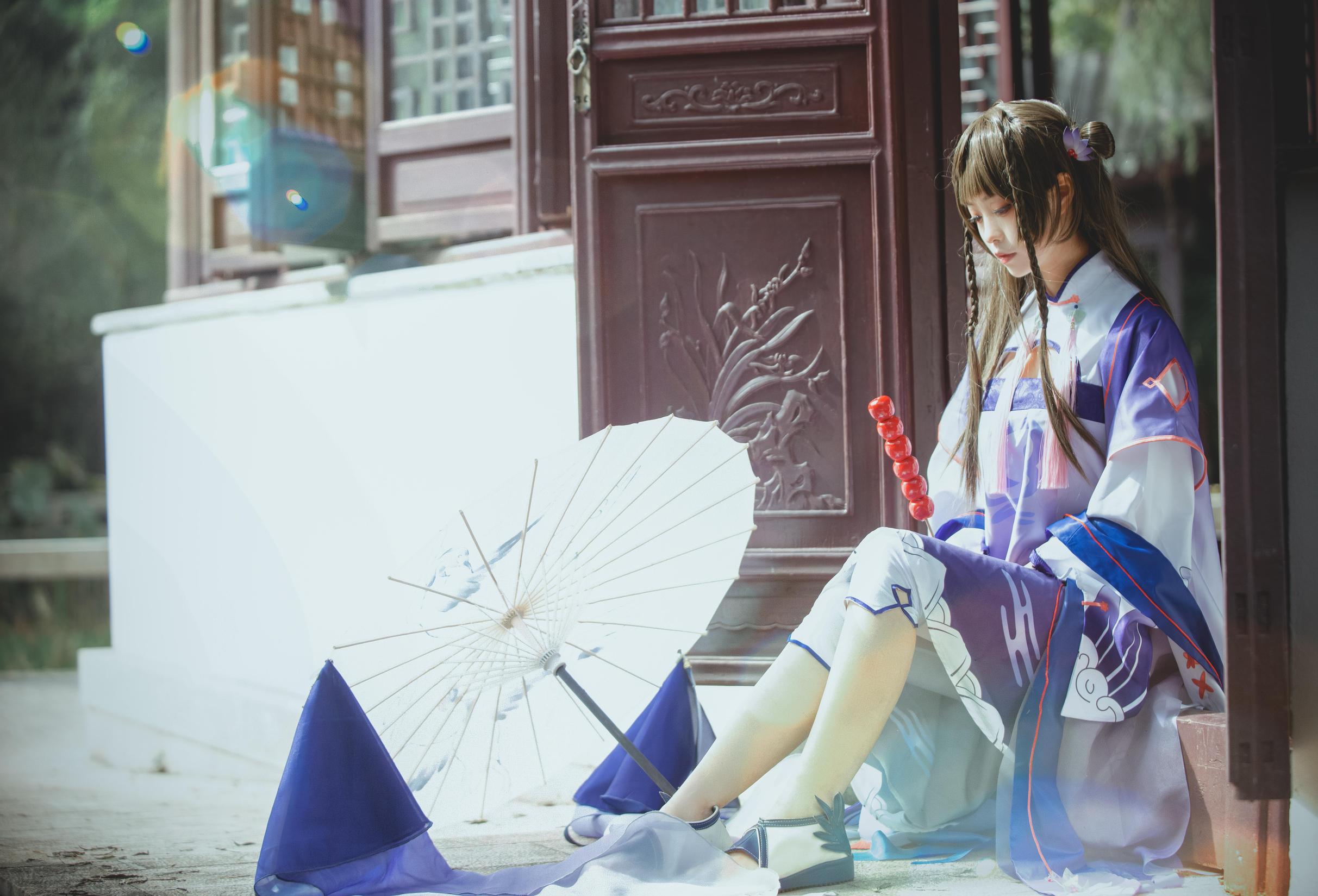 《食物语》正片cosplay【CN:梓烨喵】-第12张