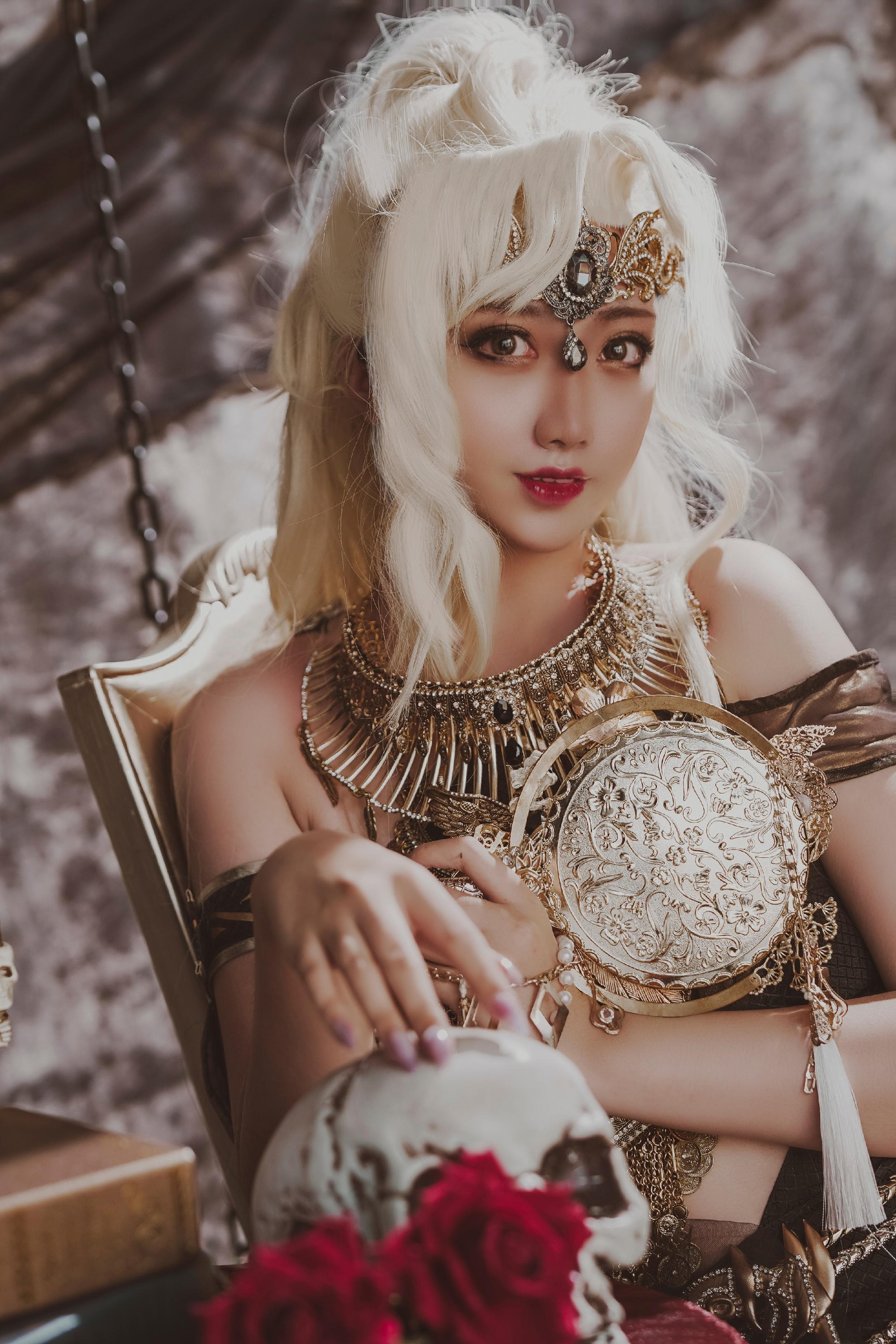 《剑侠情缘网络版叁》游戏cosplay【CN:燚燚子原来叫南禾】-第2张