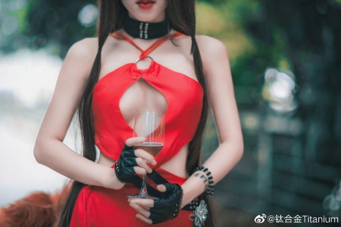 碧蓝航线   赤城   朱娟余醺   @钛合金Titanium (9P)-第5张