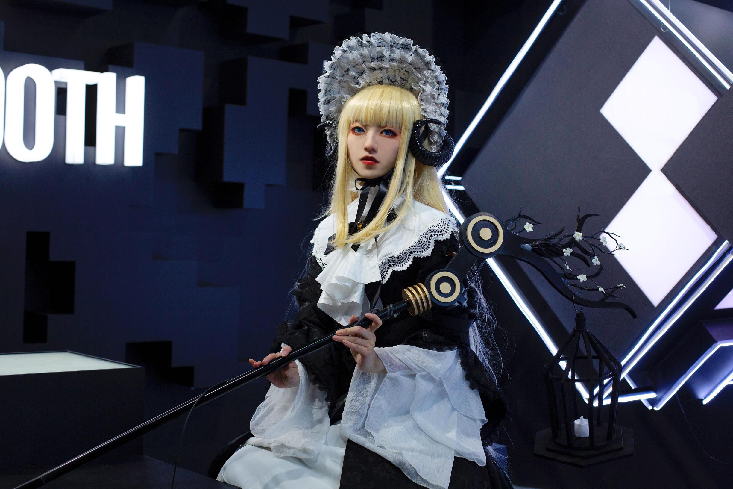 《明日方舟》漫展cosplay【CN:先早】-第9张