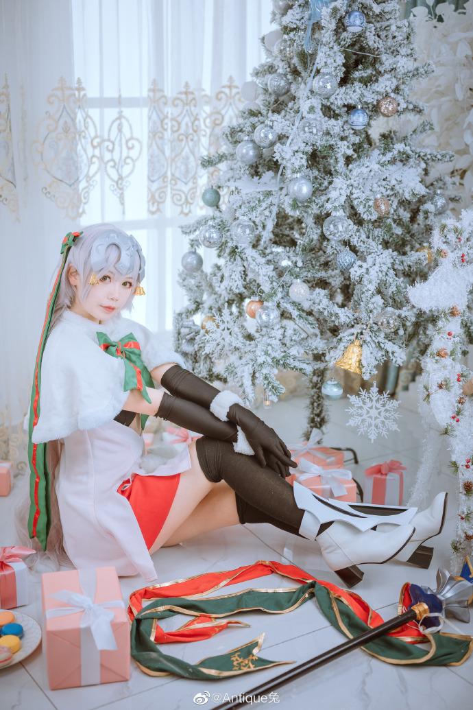Fate/GrandOrder   贞德·Alter·Santa·Lily(幼贞)   @Antique兔 (9P)-第9张