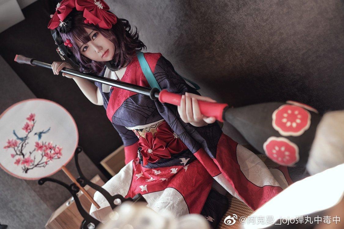 Fate/GrandOrder   葛饰北斋   @阿克曼_jojo弹丸中毒中 (9P)-第8张