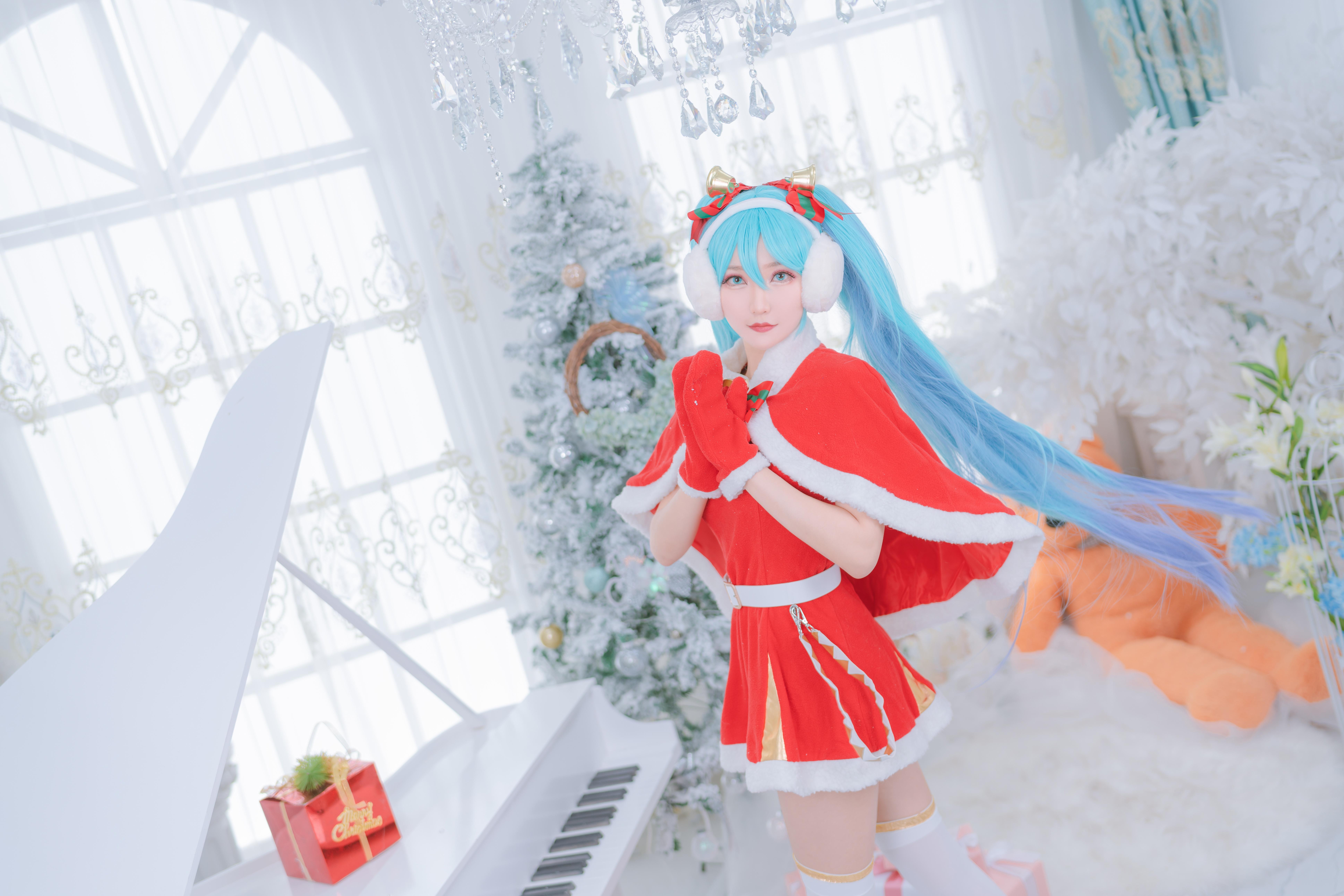 正片cosplay【CN:楼银】-第15张