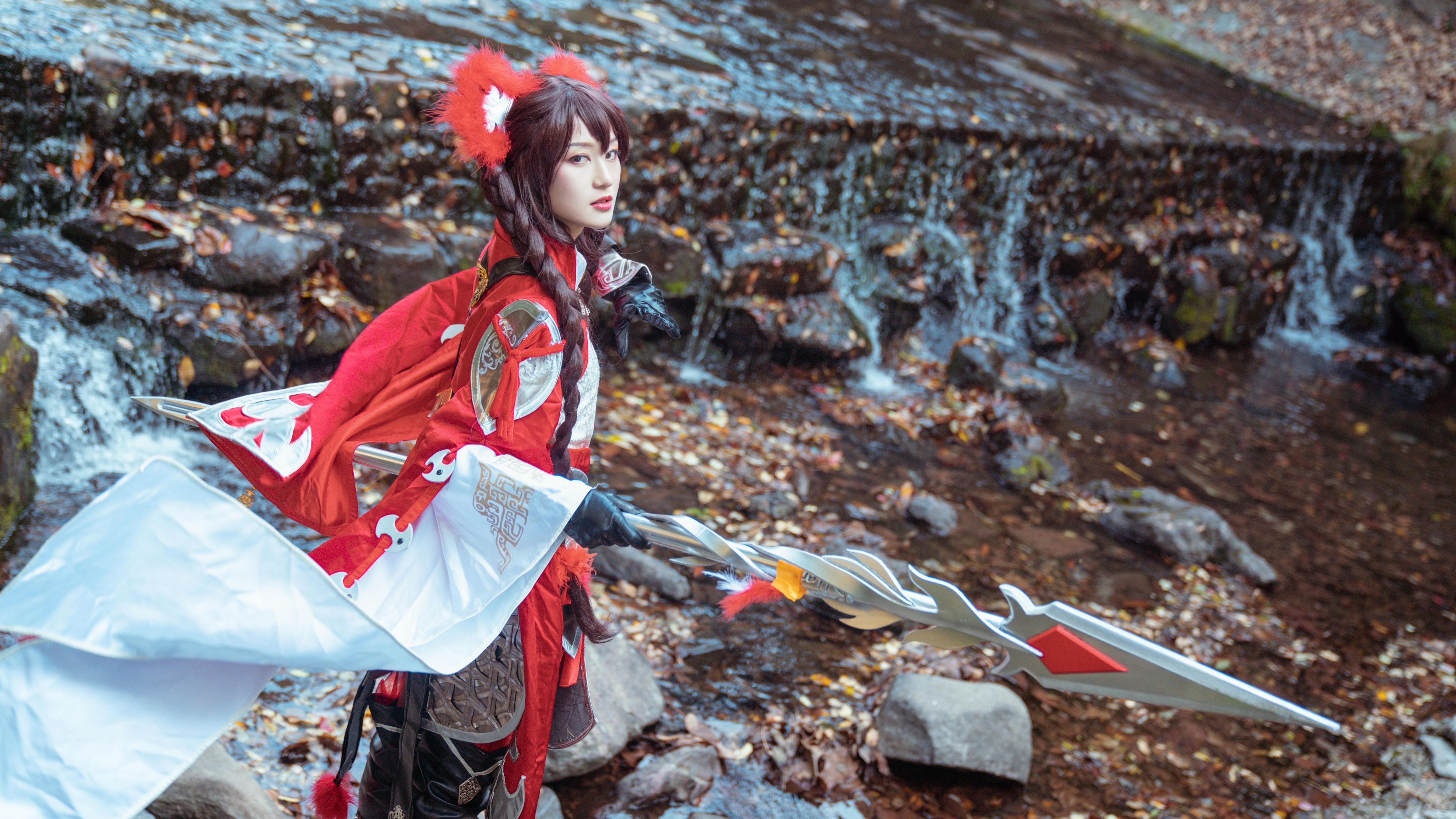 剑三cosplay【CN:师姐羊绒】-第8张