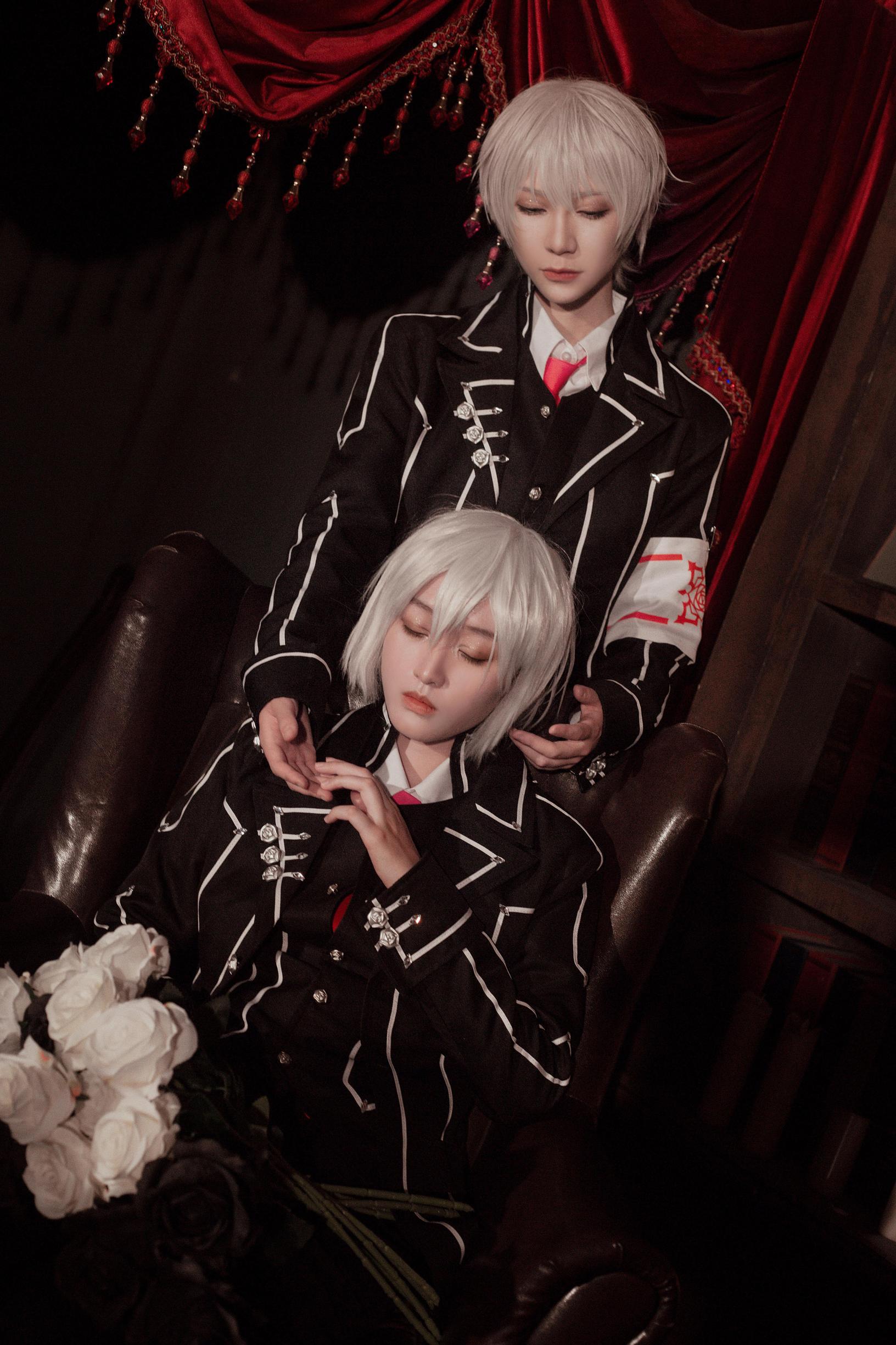 《吸血鬼骑士》推荐cosplay【CN:国家一级退堂鼓选手张千亿】-第8张