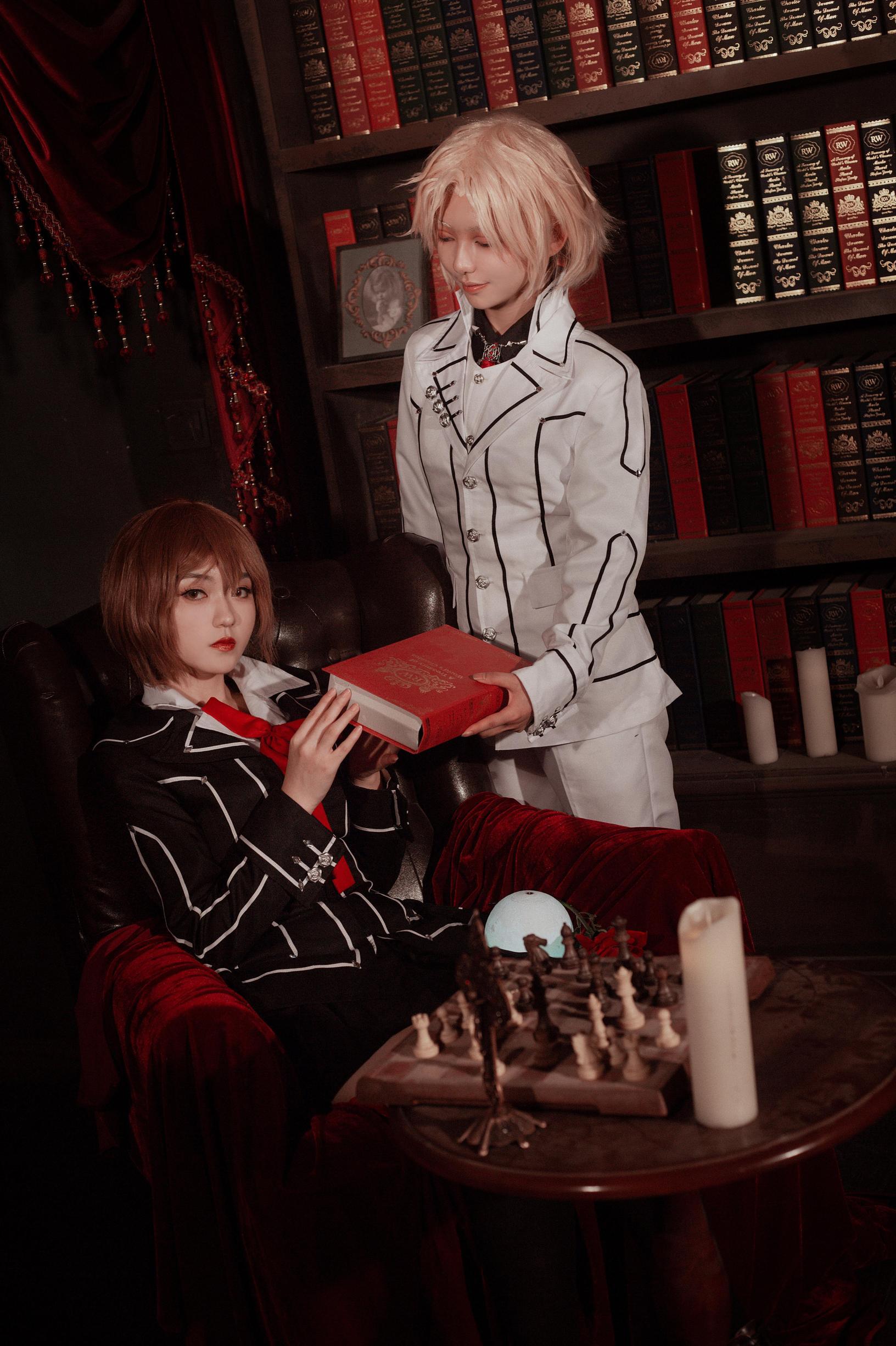 《吸血鬼骑士》推荐cosplay【CN:国家一级退堂鼓选手张千亿】-第6张