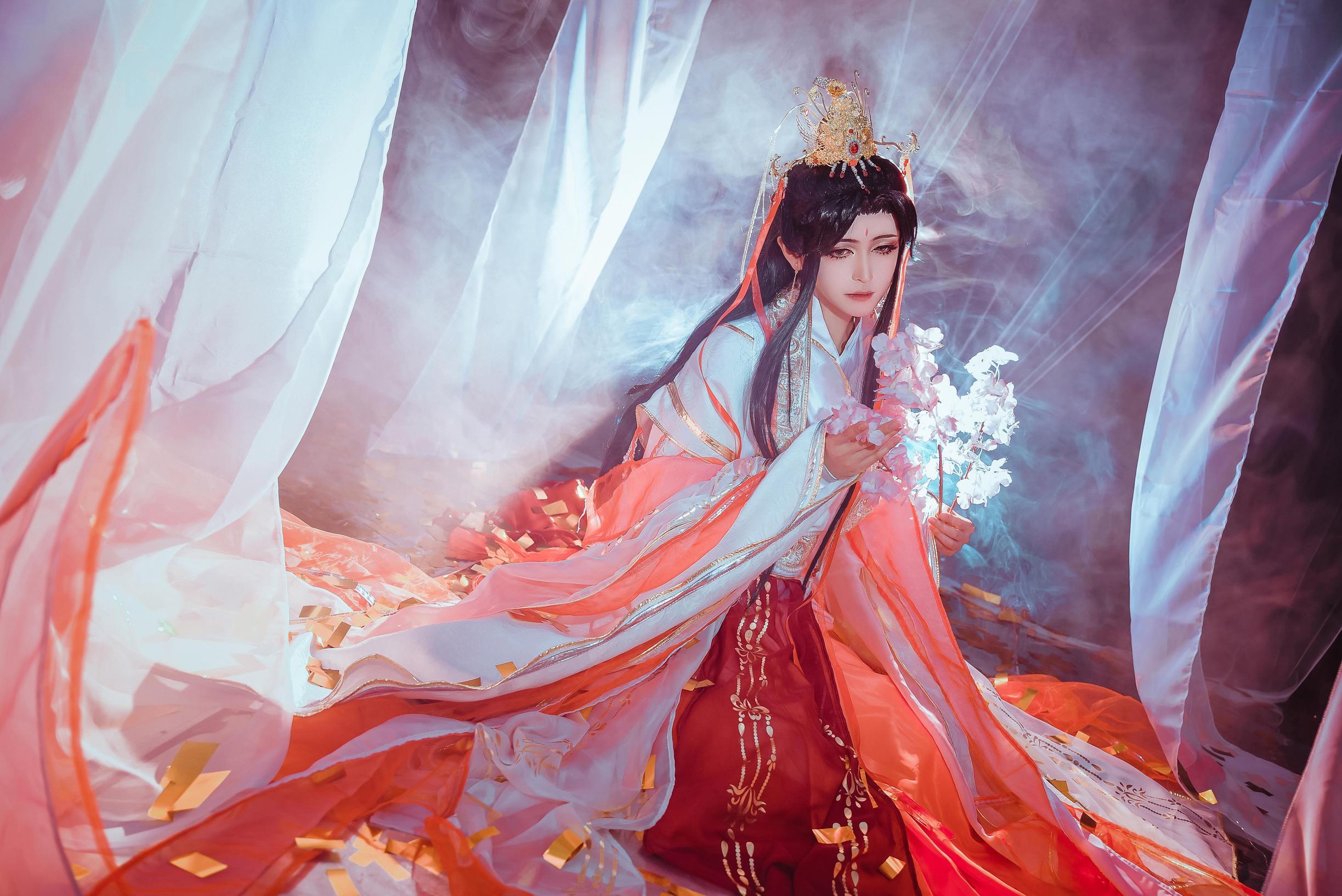 《天官赐福》正片cosplay【CN:bab工作室啵比】-第4张