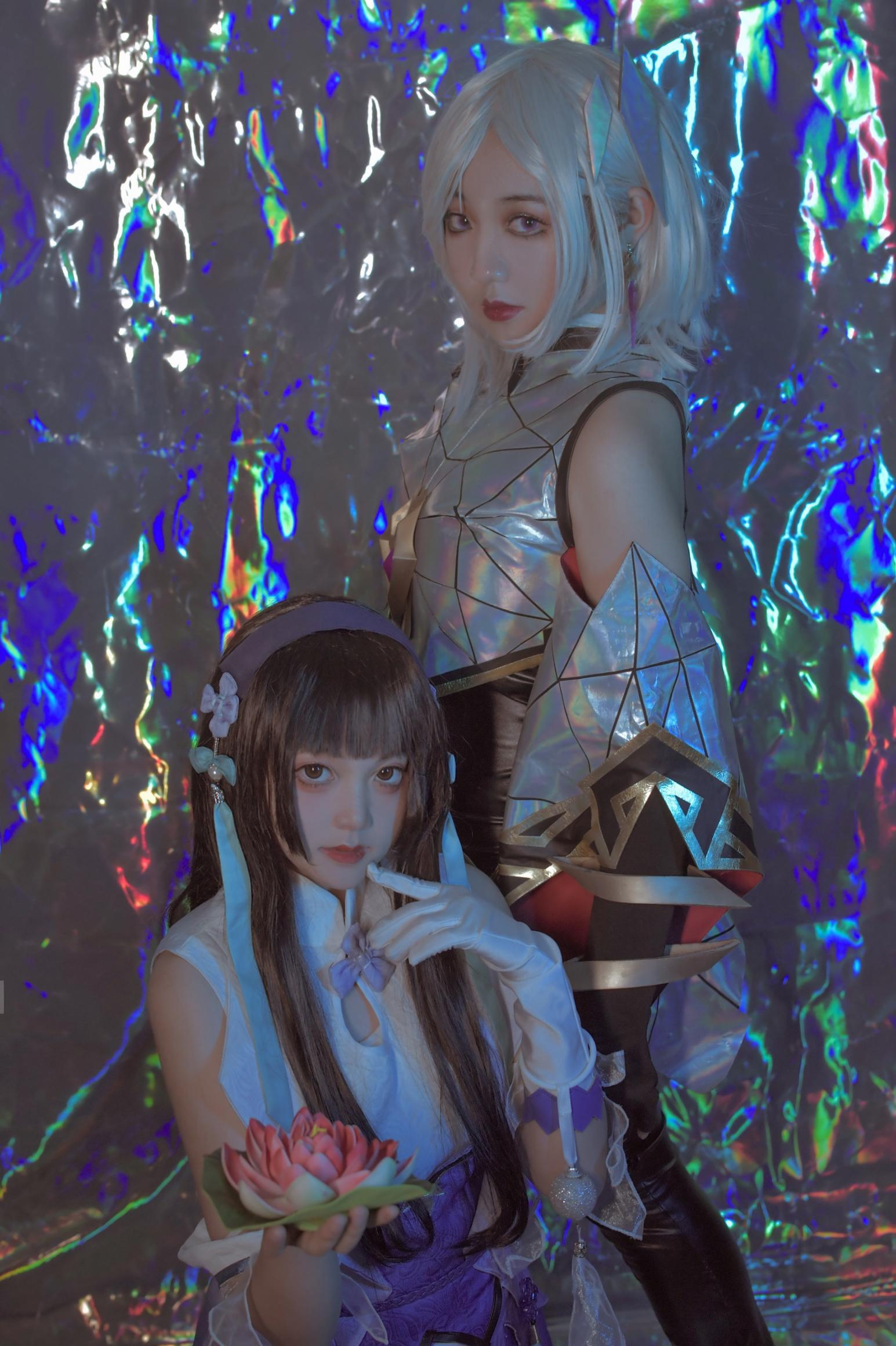 《镜》不敢cosplay【CN:亓湫读作气球】-第2张