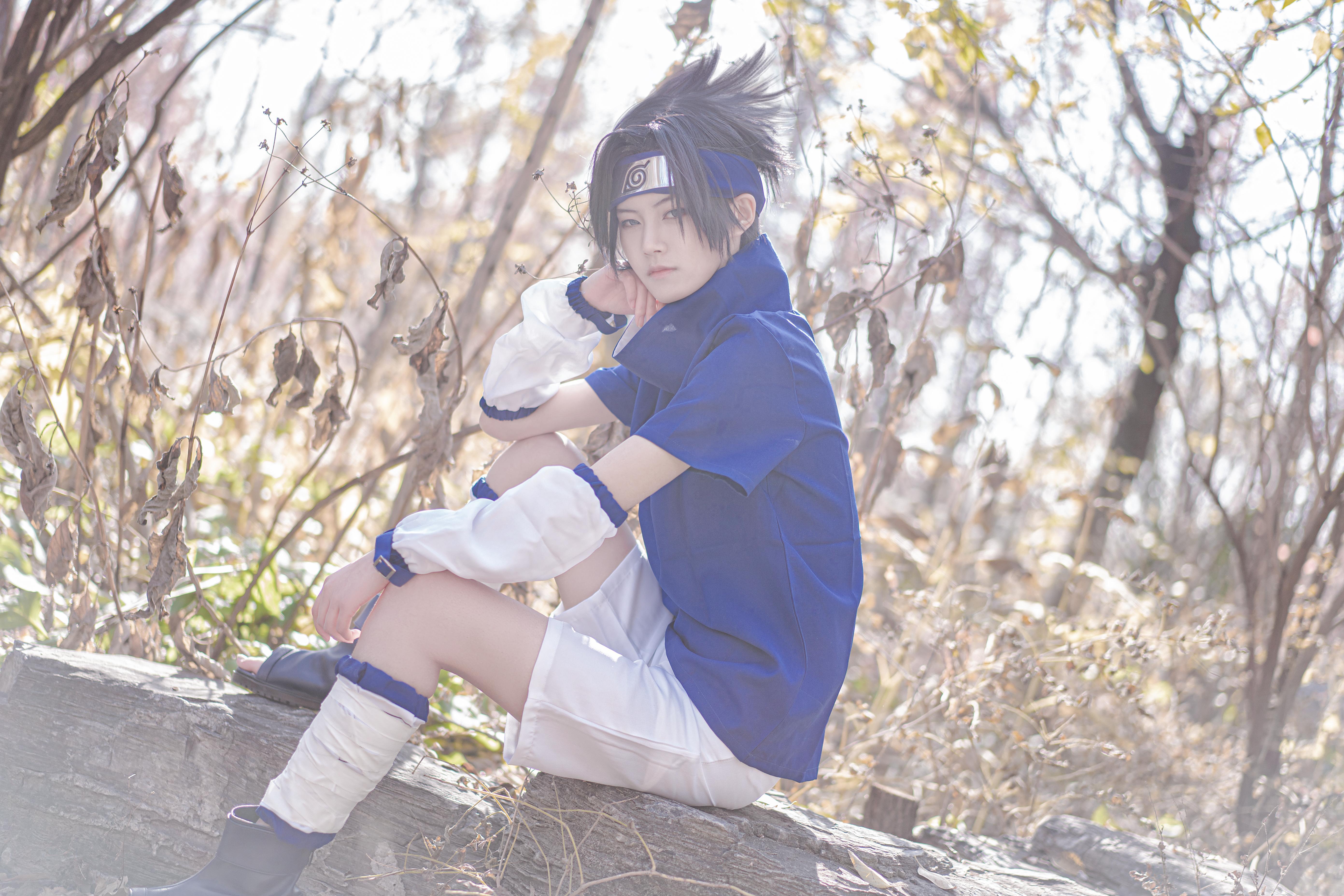 《火影忍者》正片cosplay【CN:-果冻君-】-第9张