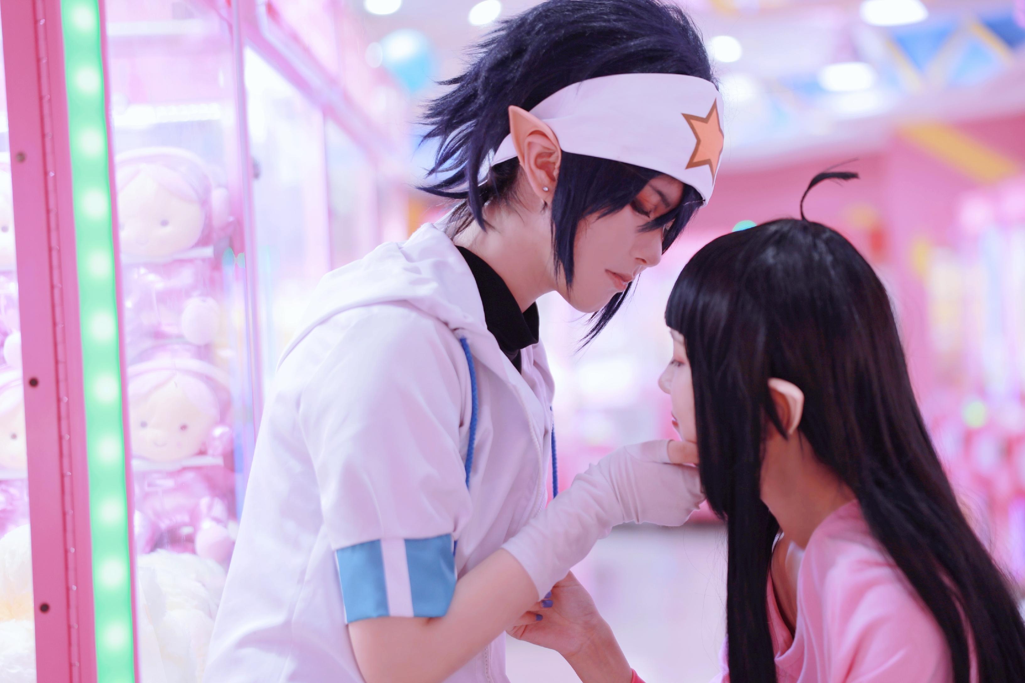 《凹凸世界》正片cosplay【CN:是季黎哦~】-第5张