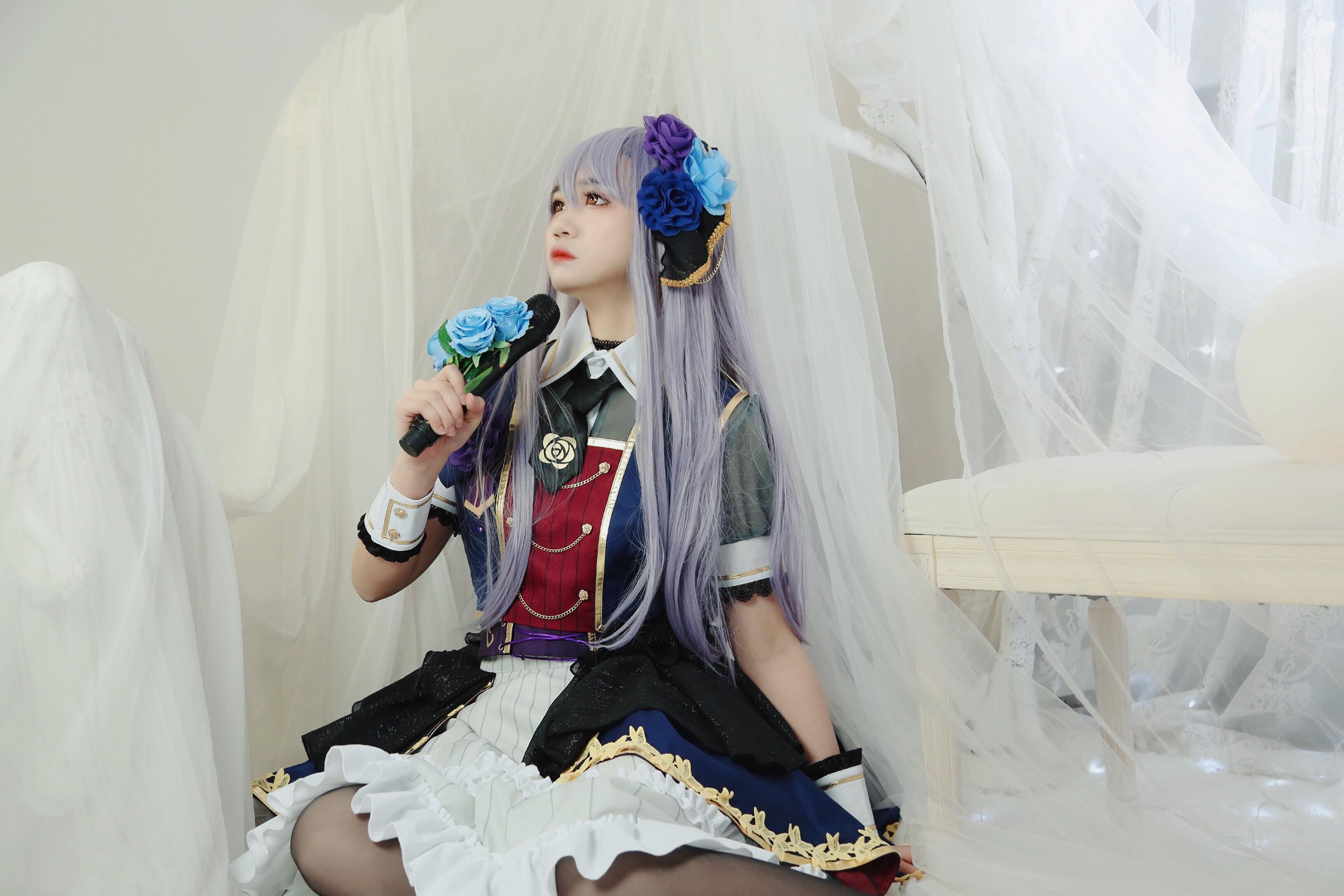 《BANG DREAM》邦邦cosplay【CN:我想拔你呆毛】-第2张