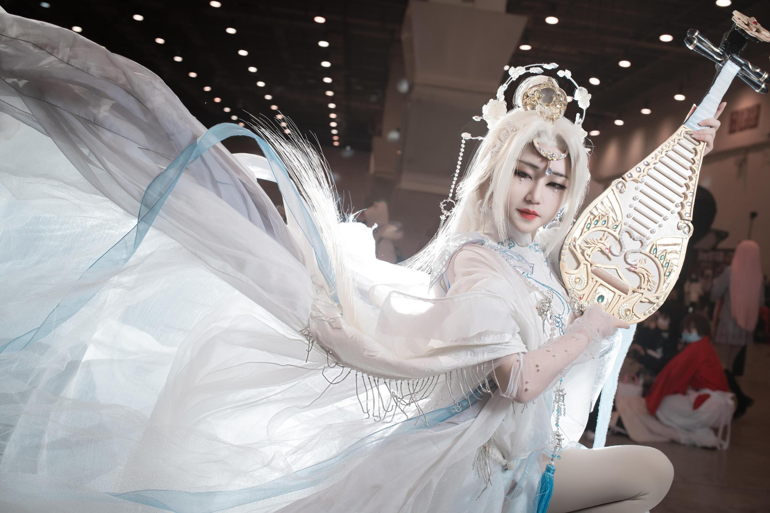 漫展cosplay【CN:烟雨子飘啊飘】-第3张