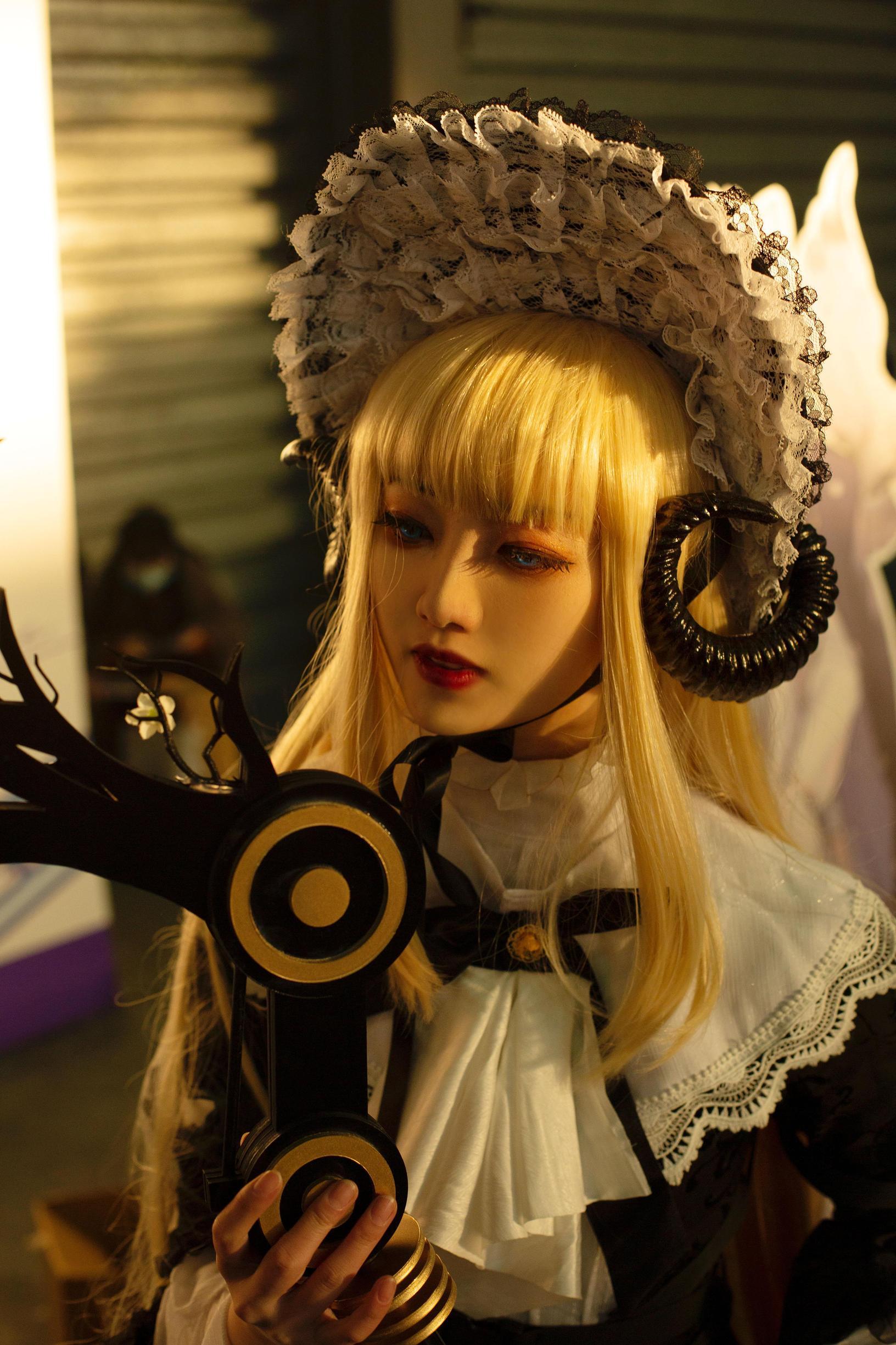 《明日方舟》漫展cosplay【CN:先早】-第2张