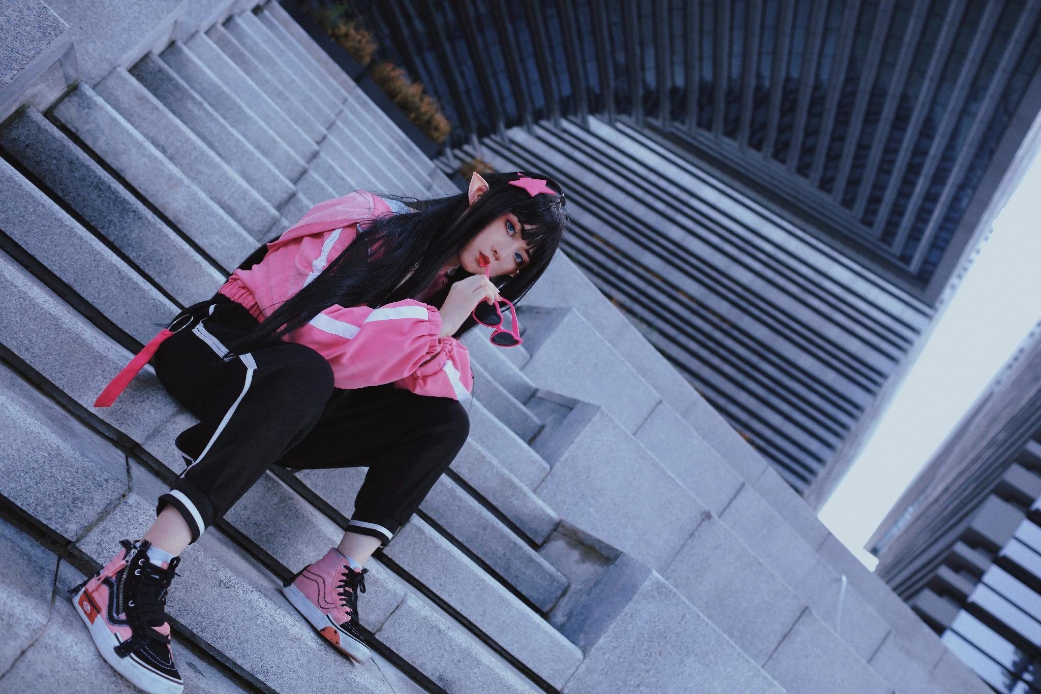不敢cosplay【CN:五豚57】-第14张