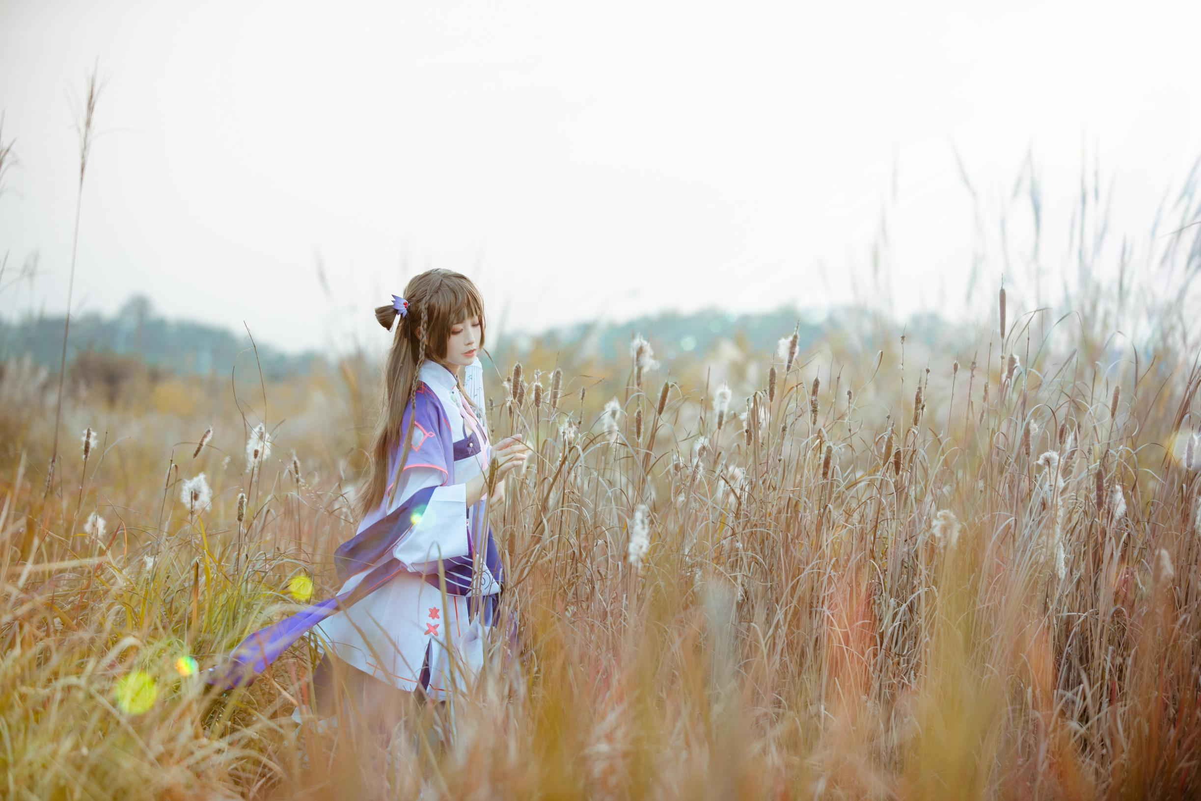 《食物语》正片cosplay【CN:梓烨喵】-第6张