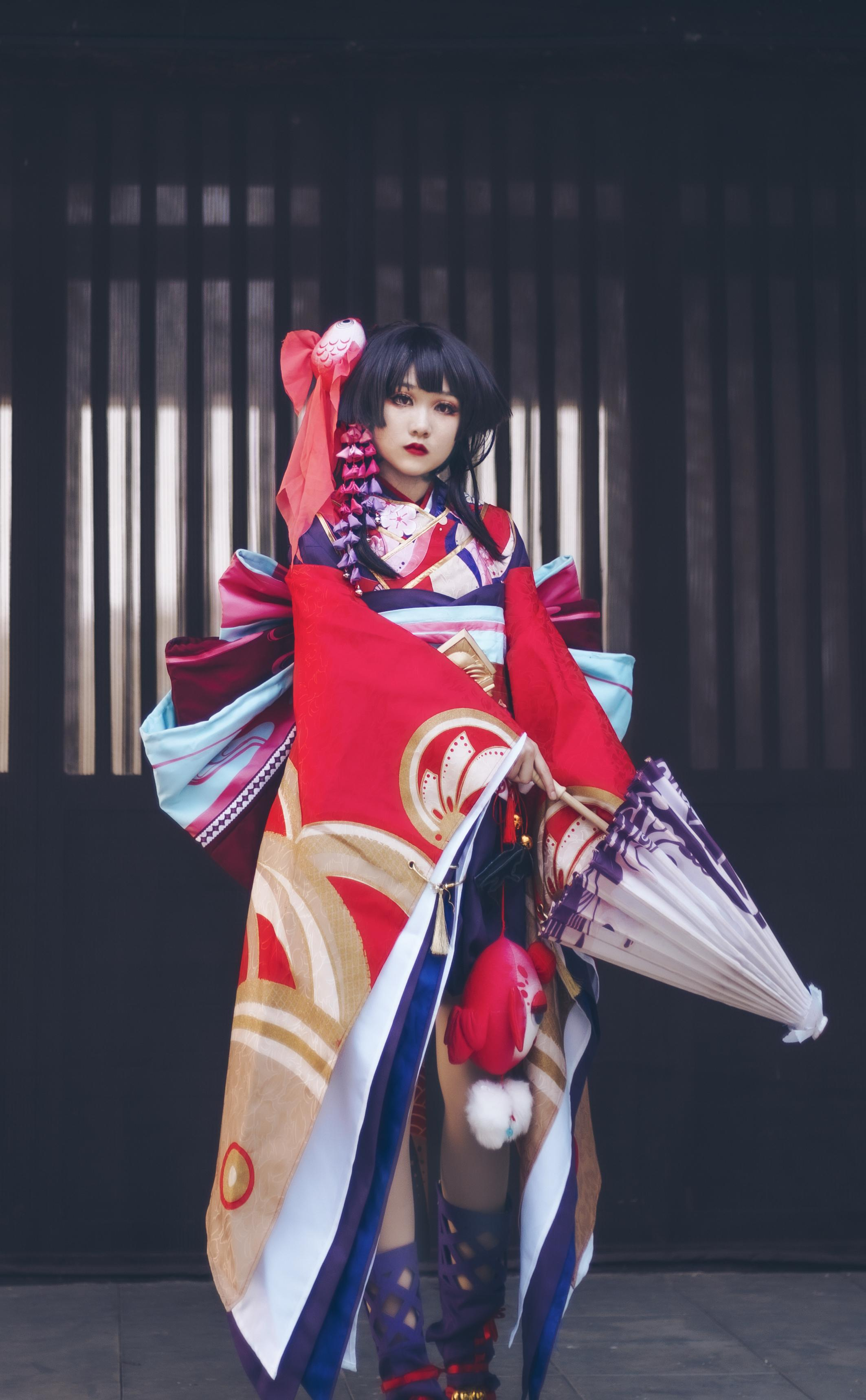 雪女cosplay【CN:不会迷路的雪】-第4张