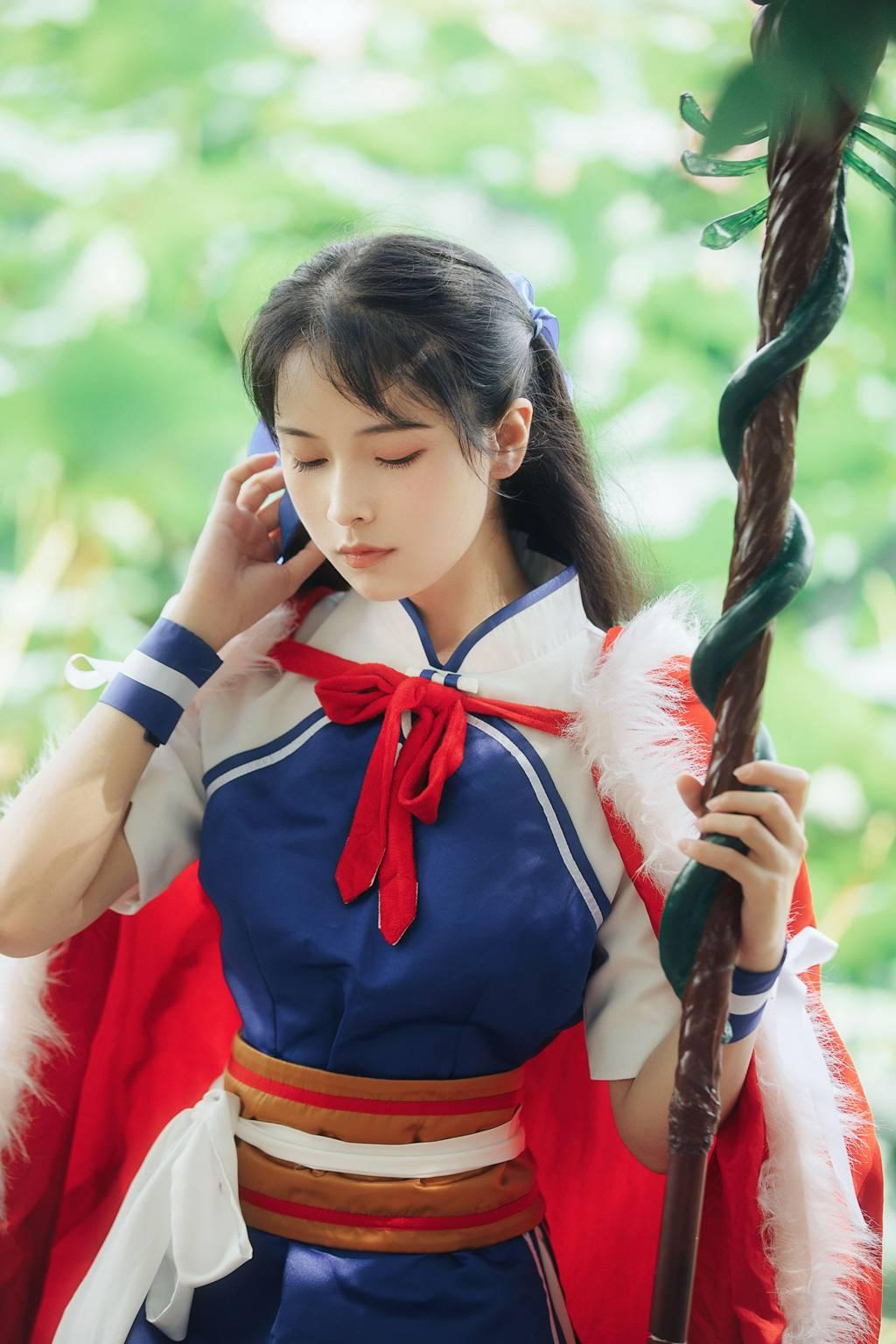 外景cosplay【CN:水晶雪梨汁_雪梨】-第2张