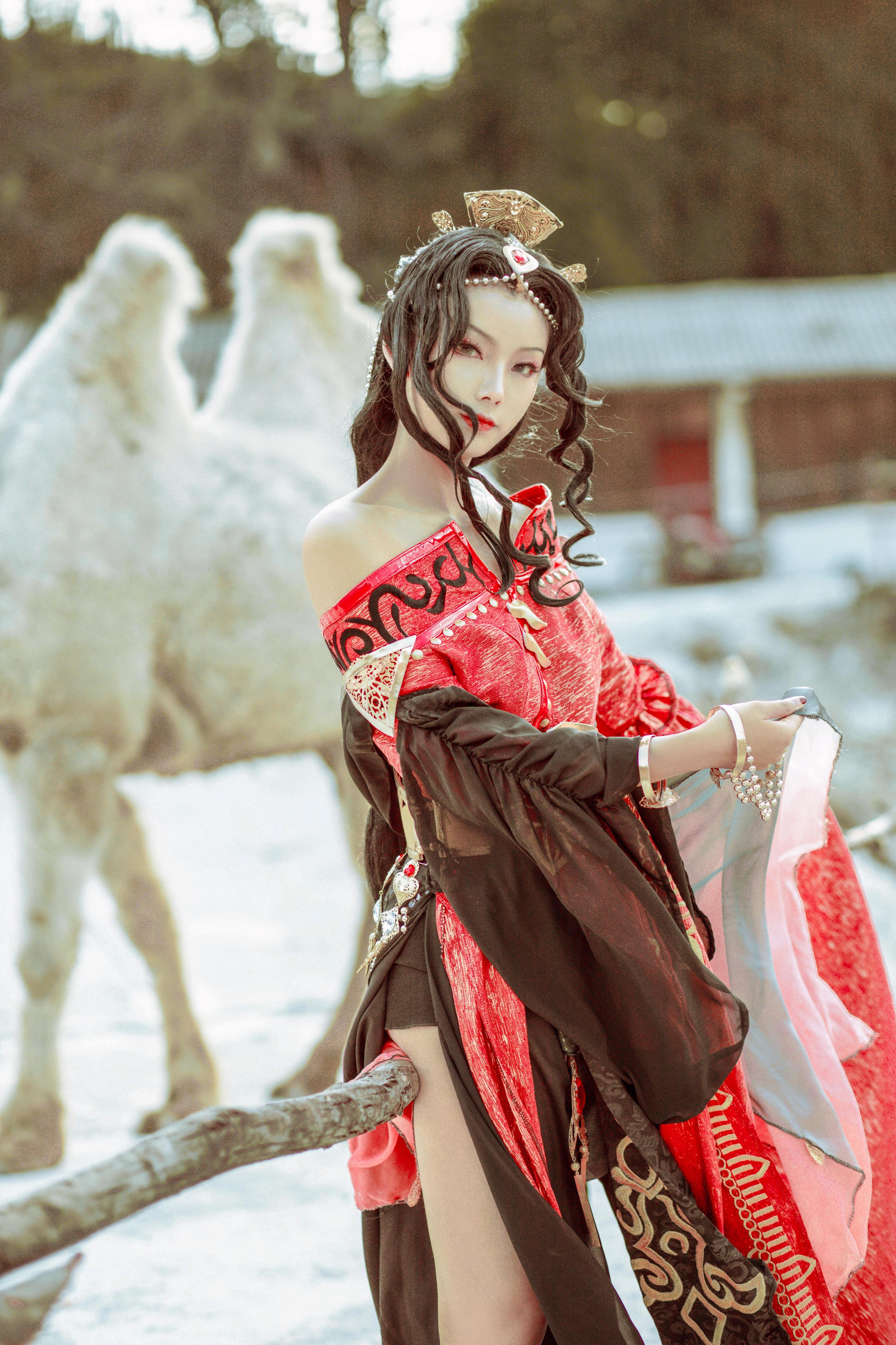 《剑侠情缘网络版叁》剑三cosplay【CN:咸鱼是当画】-第7张
