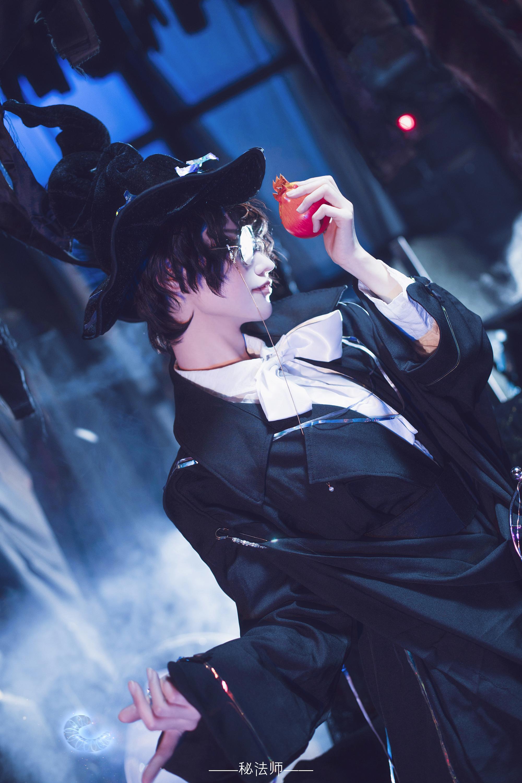 《诡秘之主》沢西cosplay-第13张