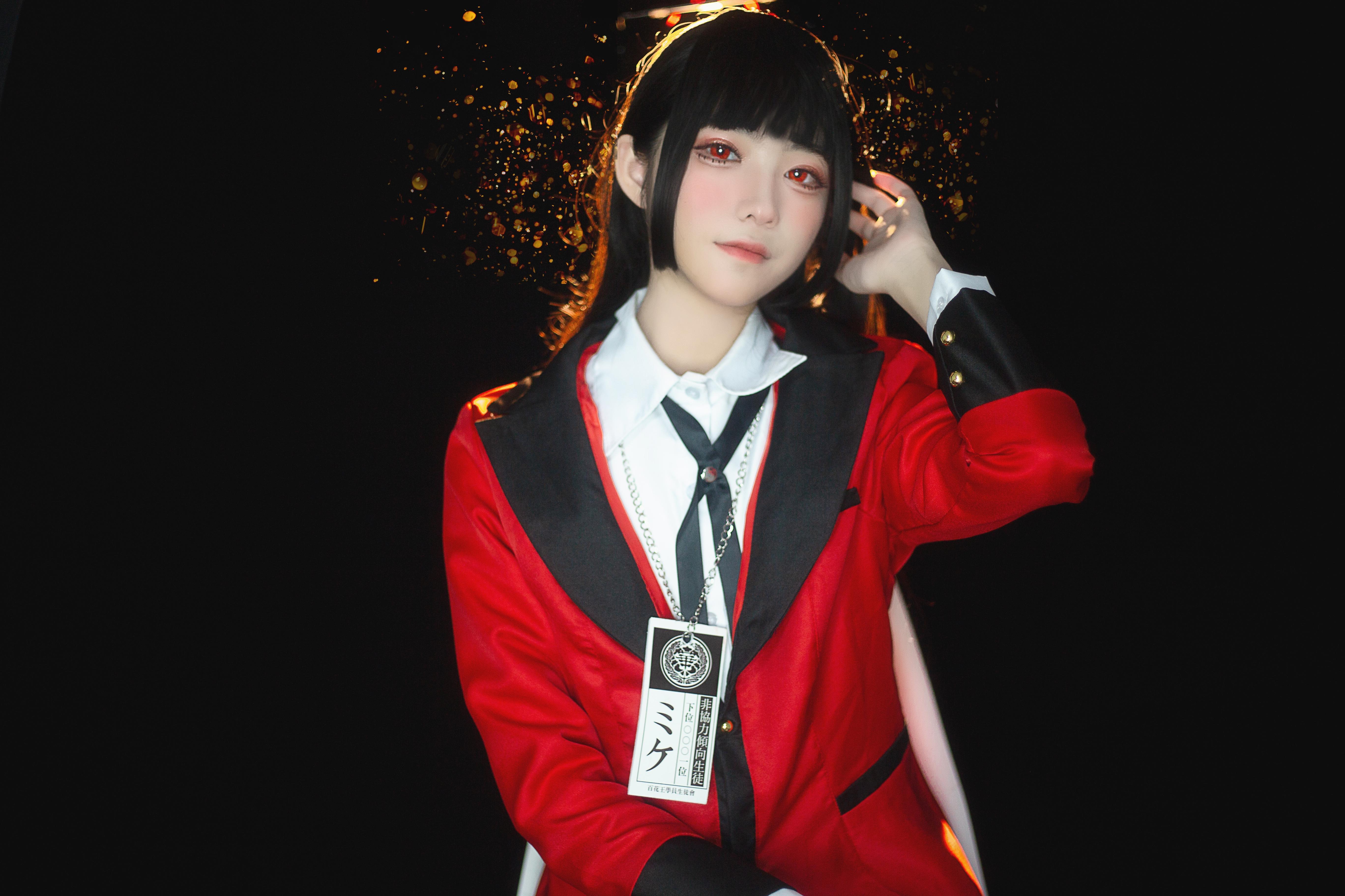 《狂赌之渊》蛇喰梦子cosplay【CN:宫本绘】-第3张