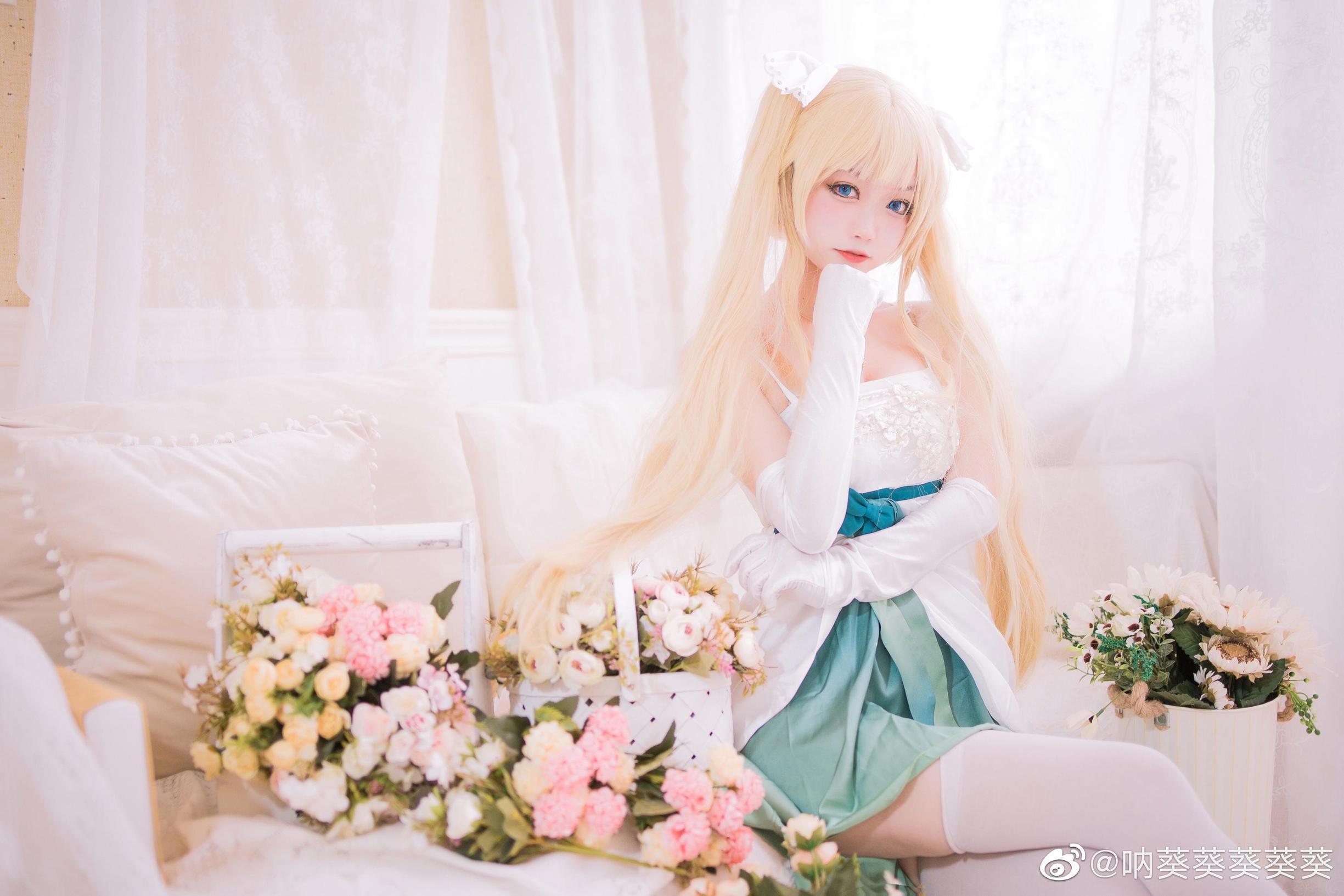 《路人女主的养成方法》正片cosplay【CN:超高校肥宅】-第1张