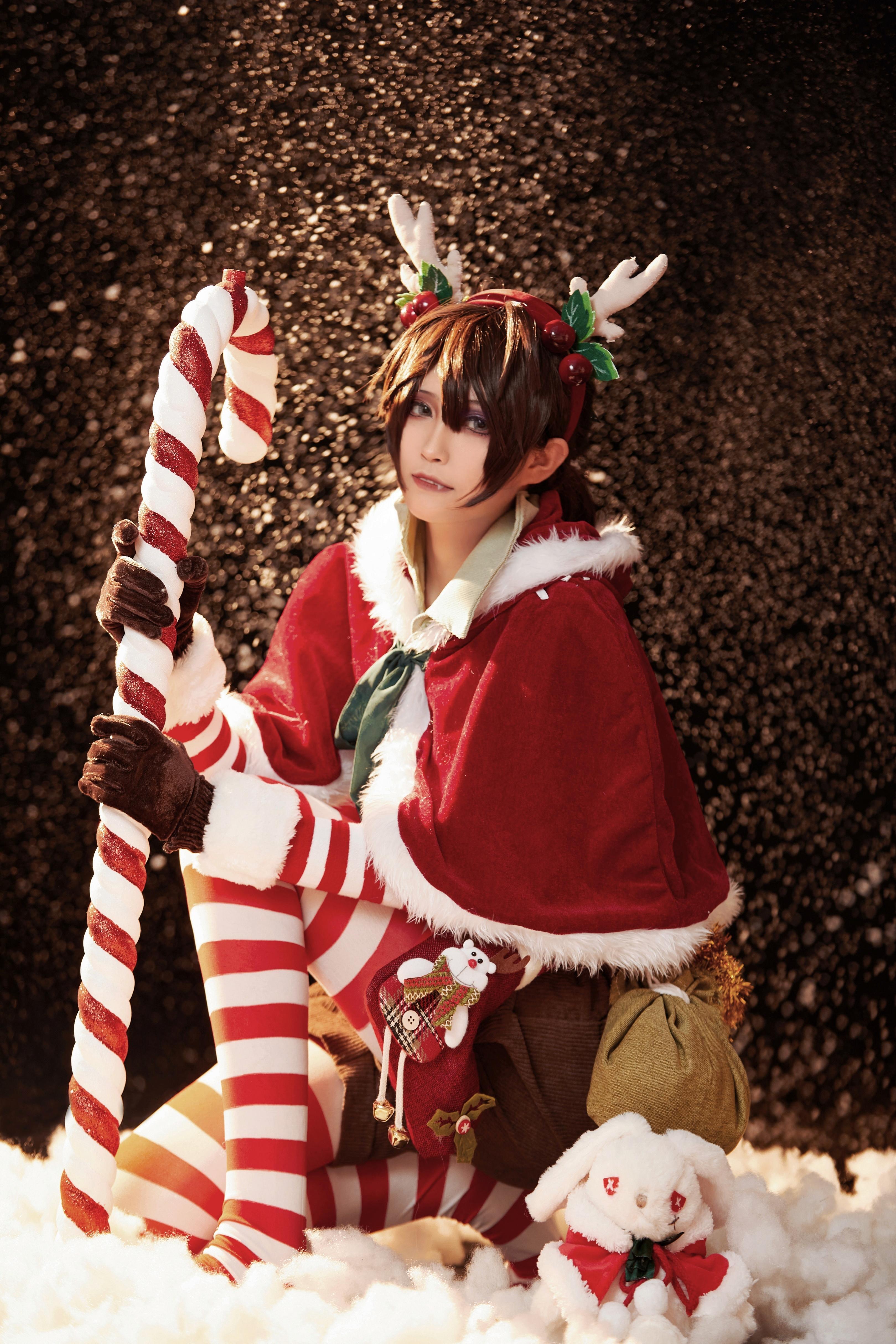 《第五人格》正片cosplay【CN:穆北辰-】-第4张