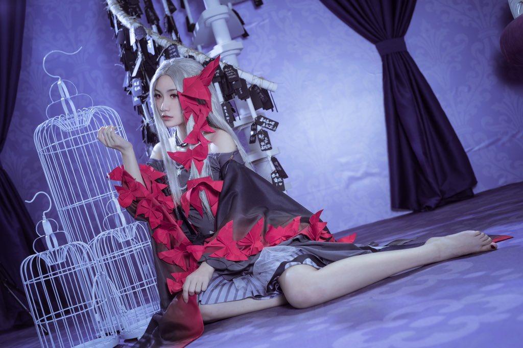 《永远的7日之都》游戏cosplay【CN:易厨娘】-第2张