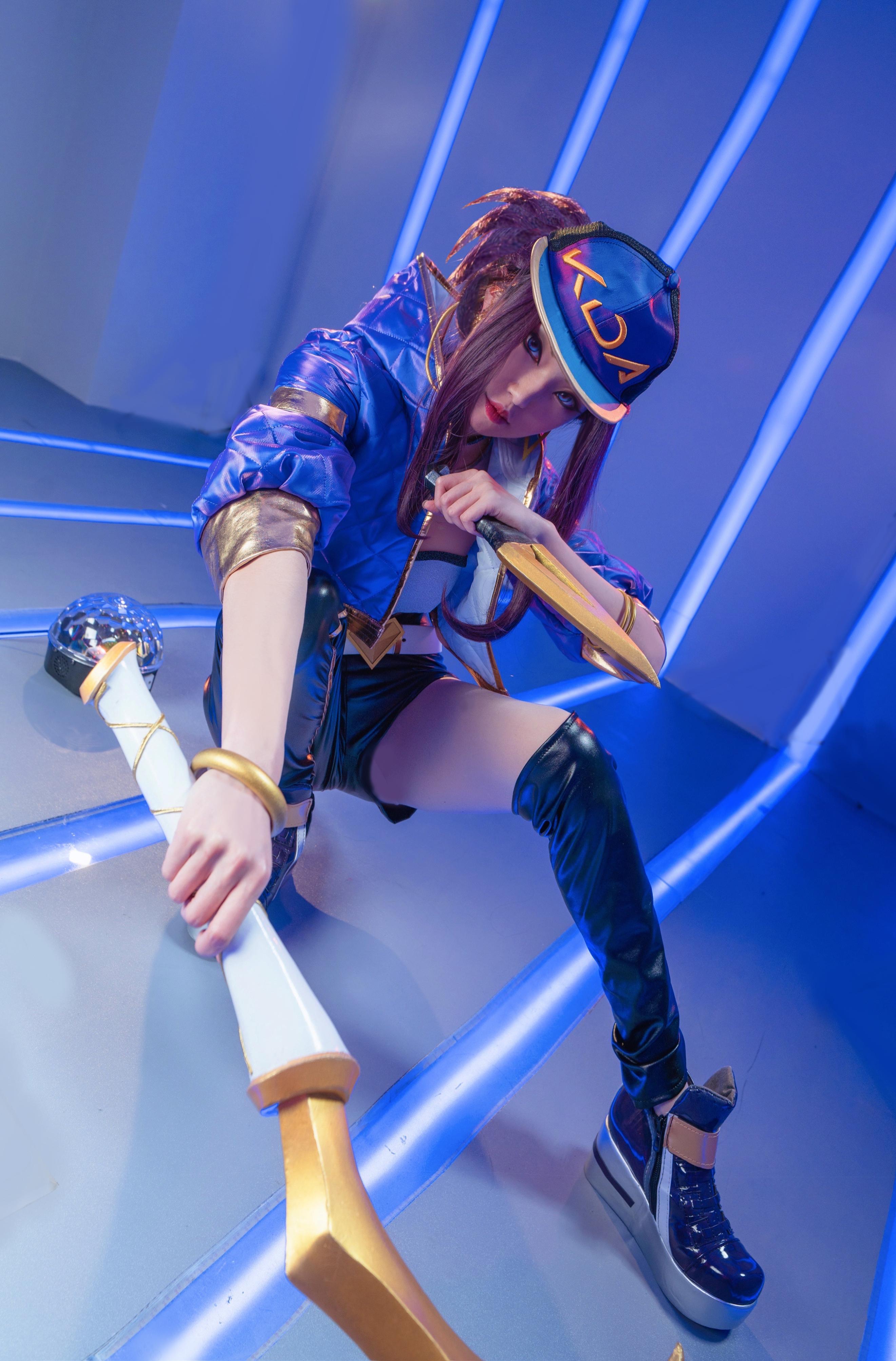《英雄联盟》游戏cosplay【CN:魂音】-第6张