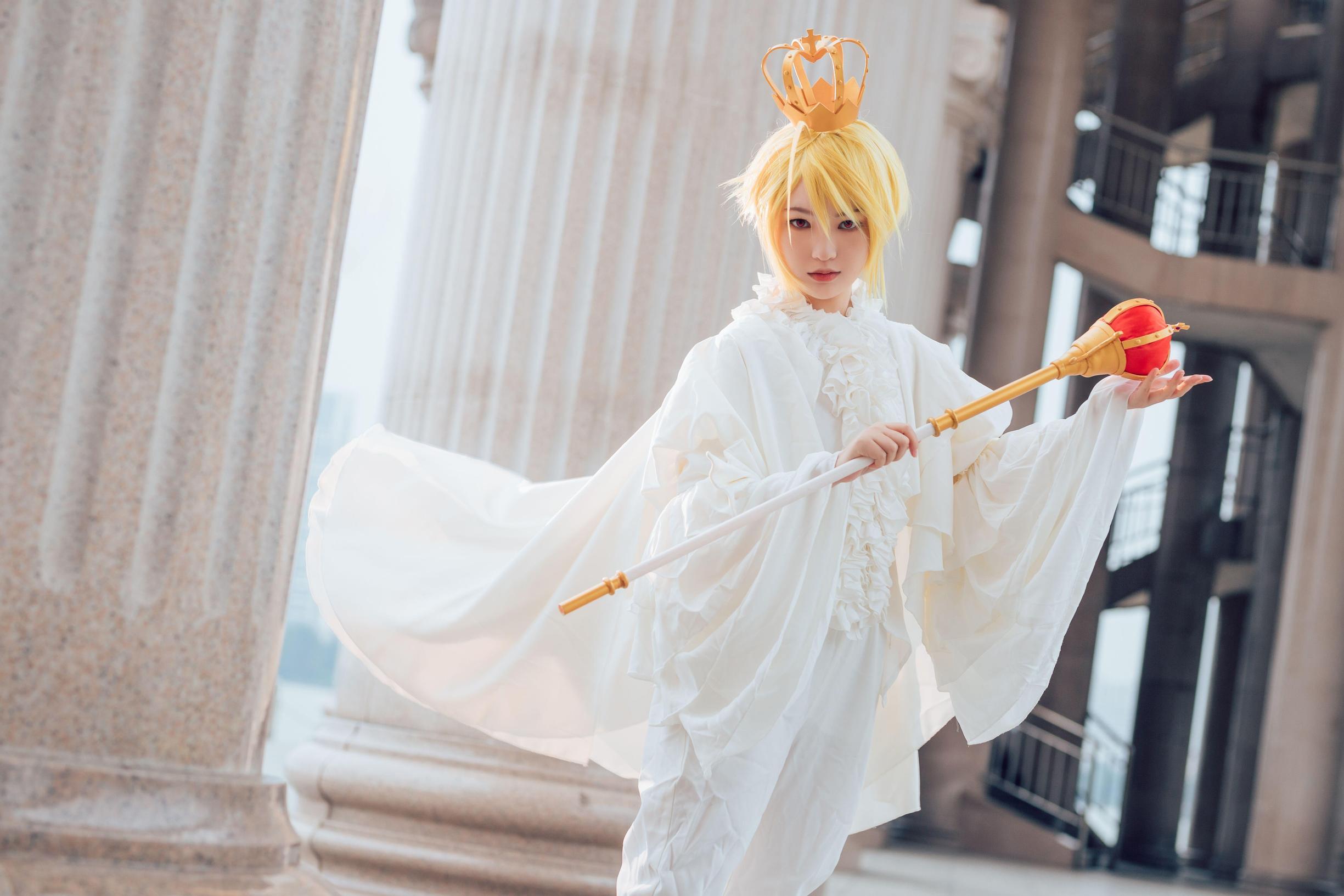 《守护甜心!》唯梦cosplay【CN:酥茶糕】-第4张