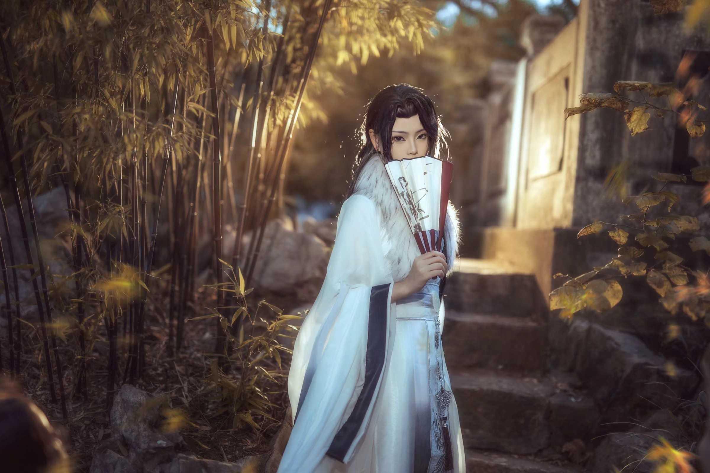 《天官赐福》王者荣耀cosplay【CN:南渌Lin】-第12张
