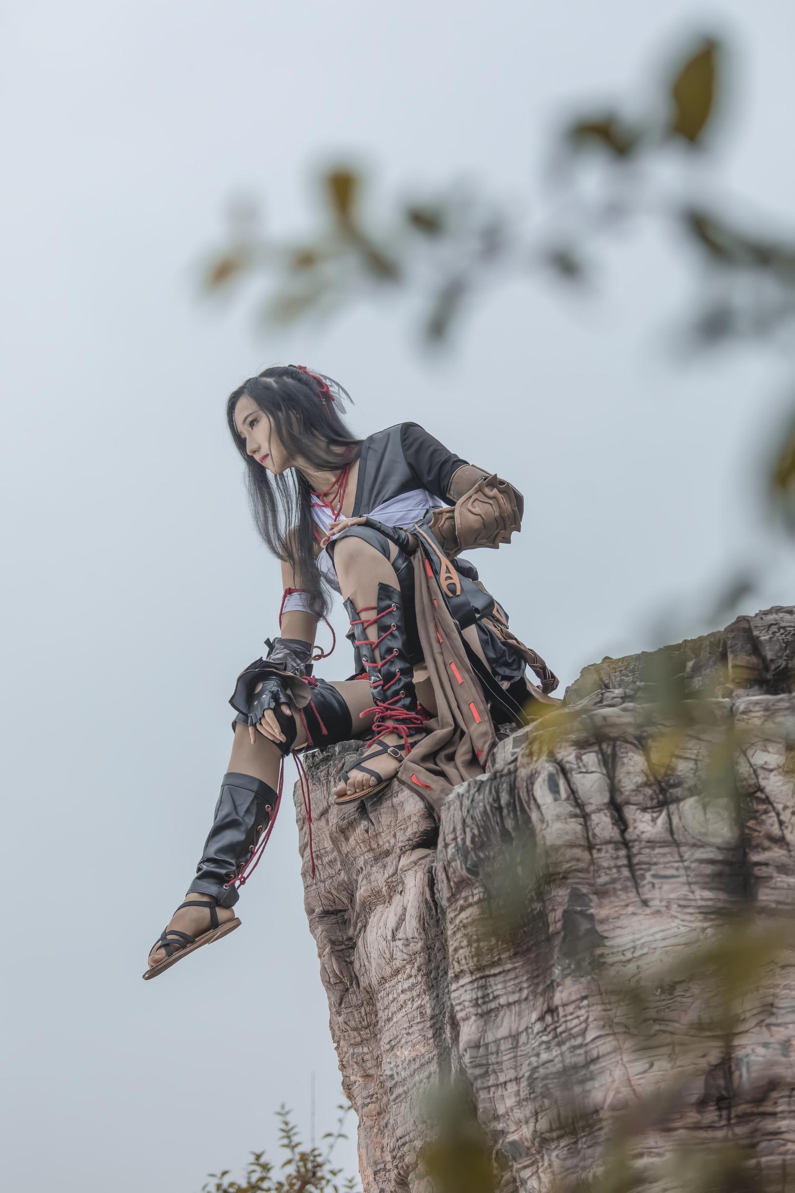 《剑侠情缘网络版叁》剑三cosplay【CN:叶知本知】-第3张