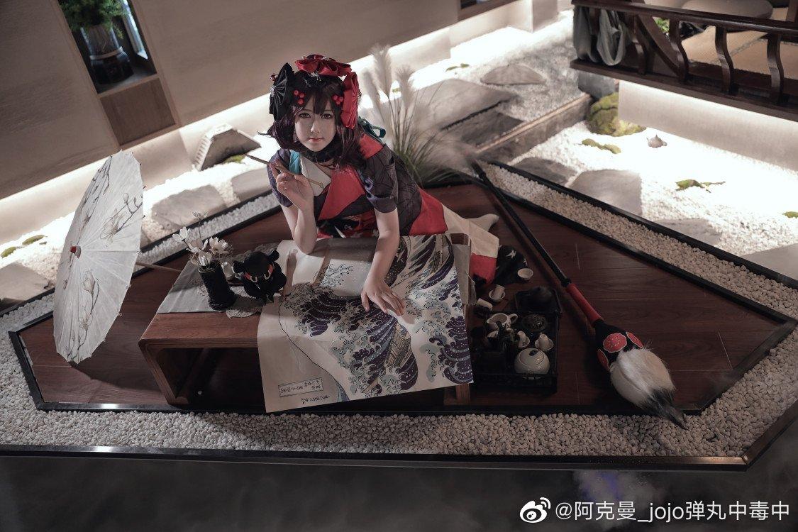 Fate/GrandOrder   葛饰北斋   @阿克曼_jojo弹丸中毒中 (9P)-第3张
