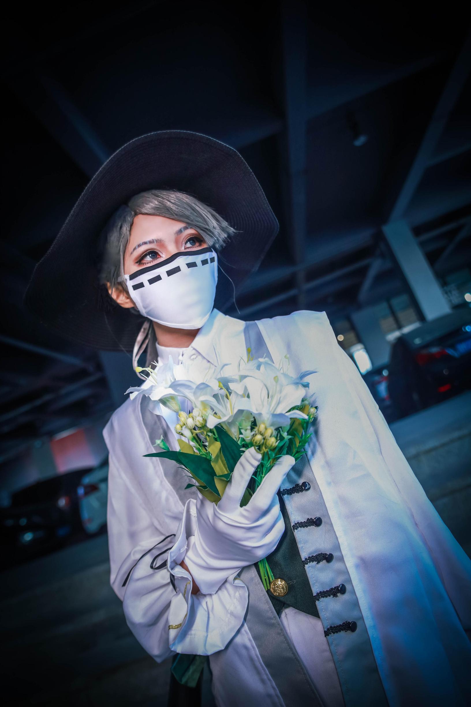《第五人格》返图cosplay【CN:夜雨祈灵fsy】-第4张