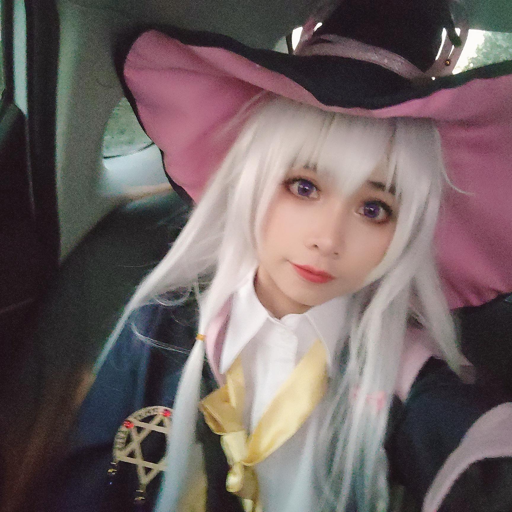 魔女cosplay【CN:buluuuuuu】-第5张