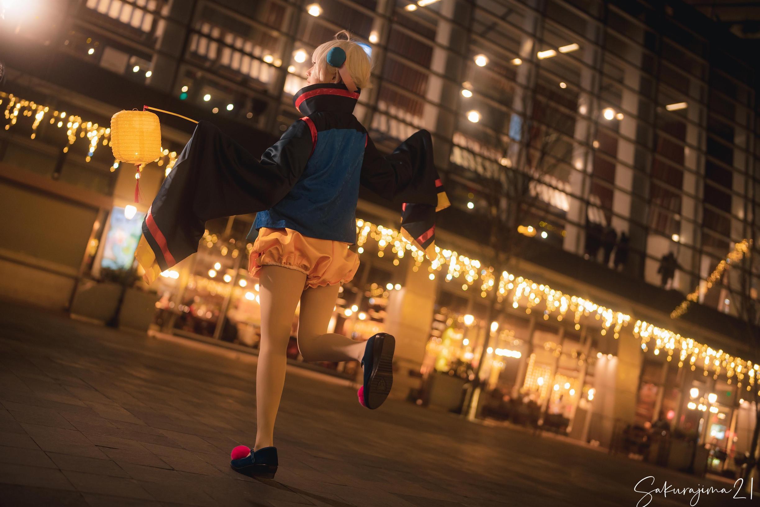 漫展cosplay【CN:樱岛嗷一】-第3张