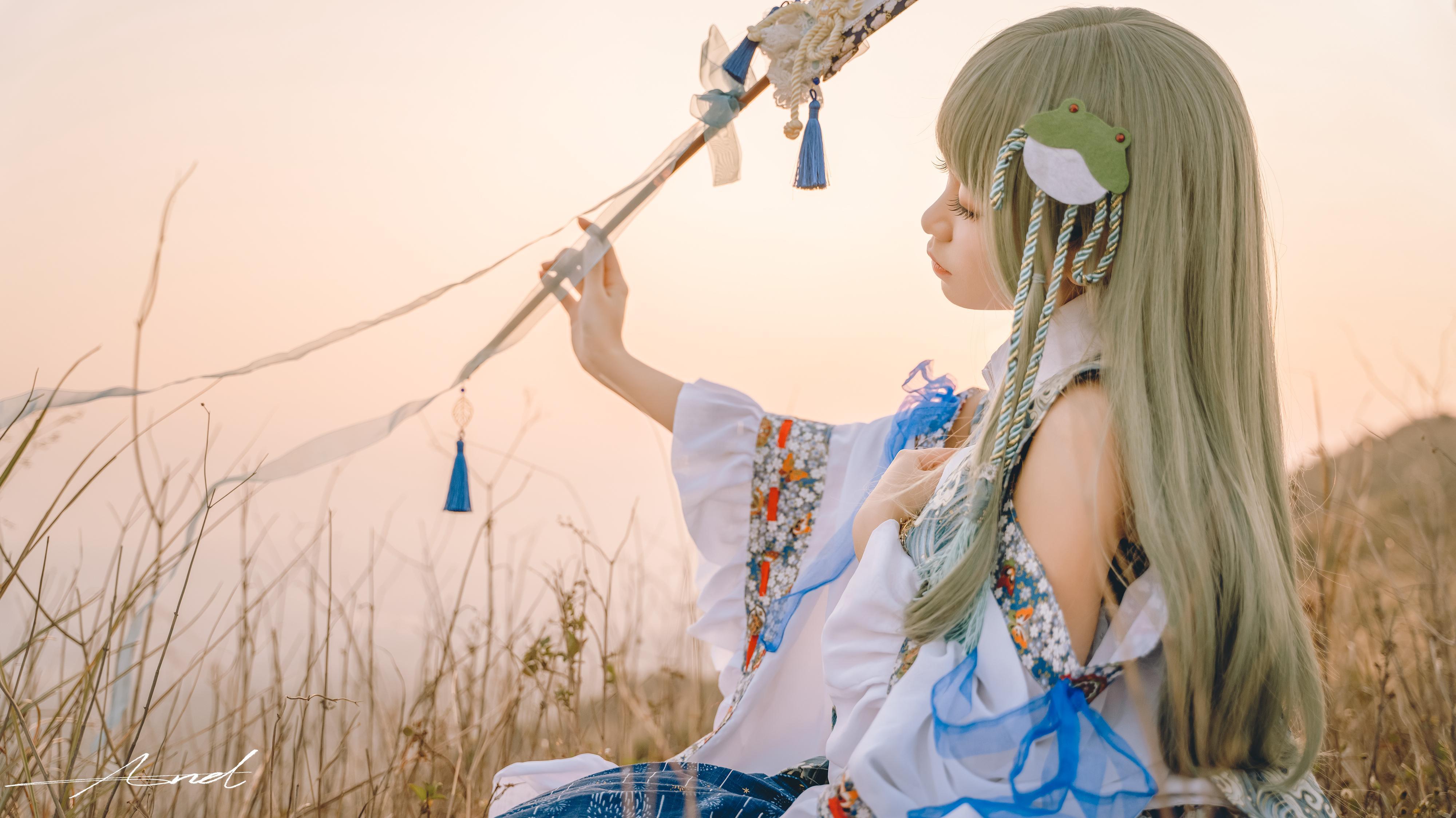 《东方PROJECT》正片cosplay【CN:幼i熙】-第4张