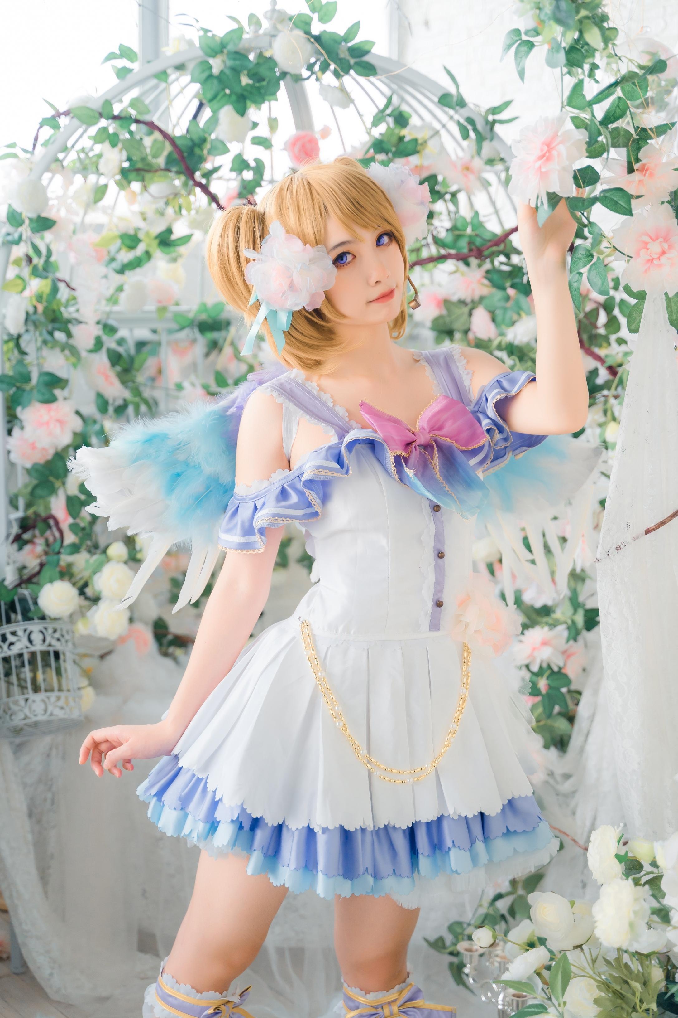 《LOVE LIVE!》小泉花阳cosplay【CN:九曲十八香】-第2张