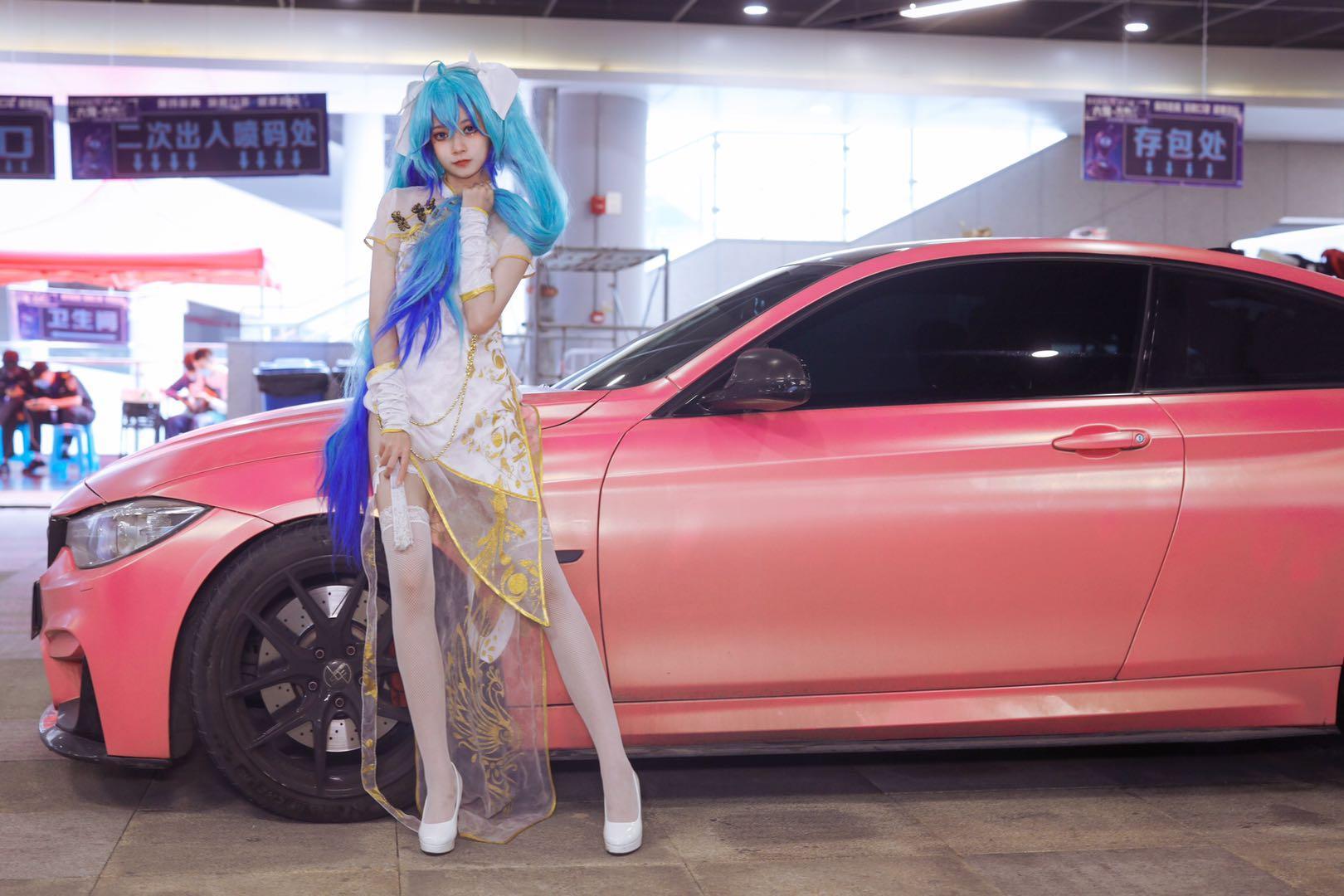 漫展cosplay【CN:小千假装很温柔m】-第9张