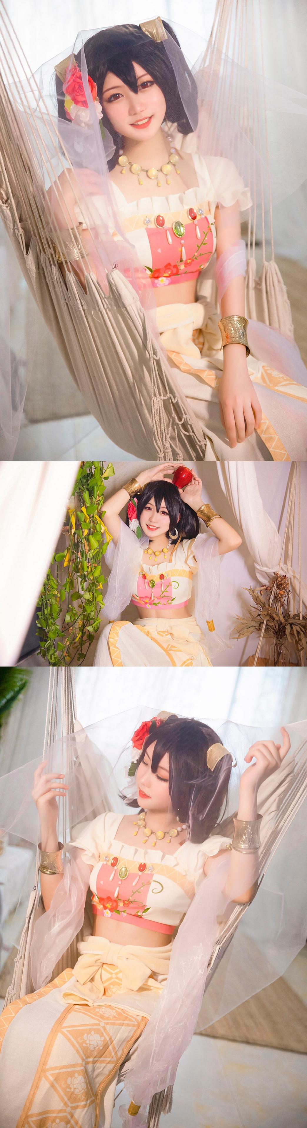 东条希cosplay【CN:不会飞的二飞丶】-第2张