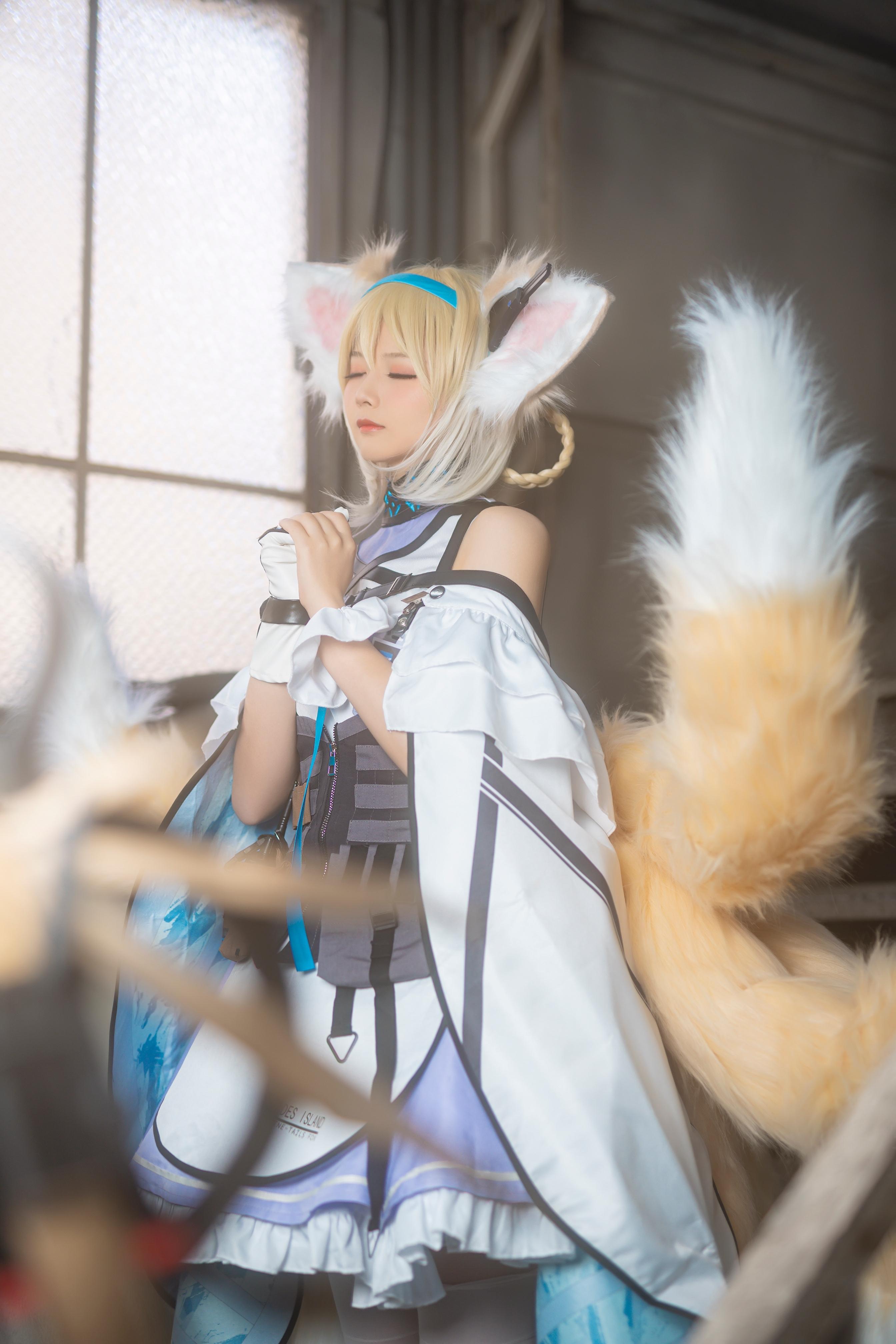 《明日方舟》正片cosplay【CN:roka様】-第8张