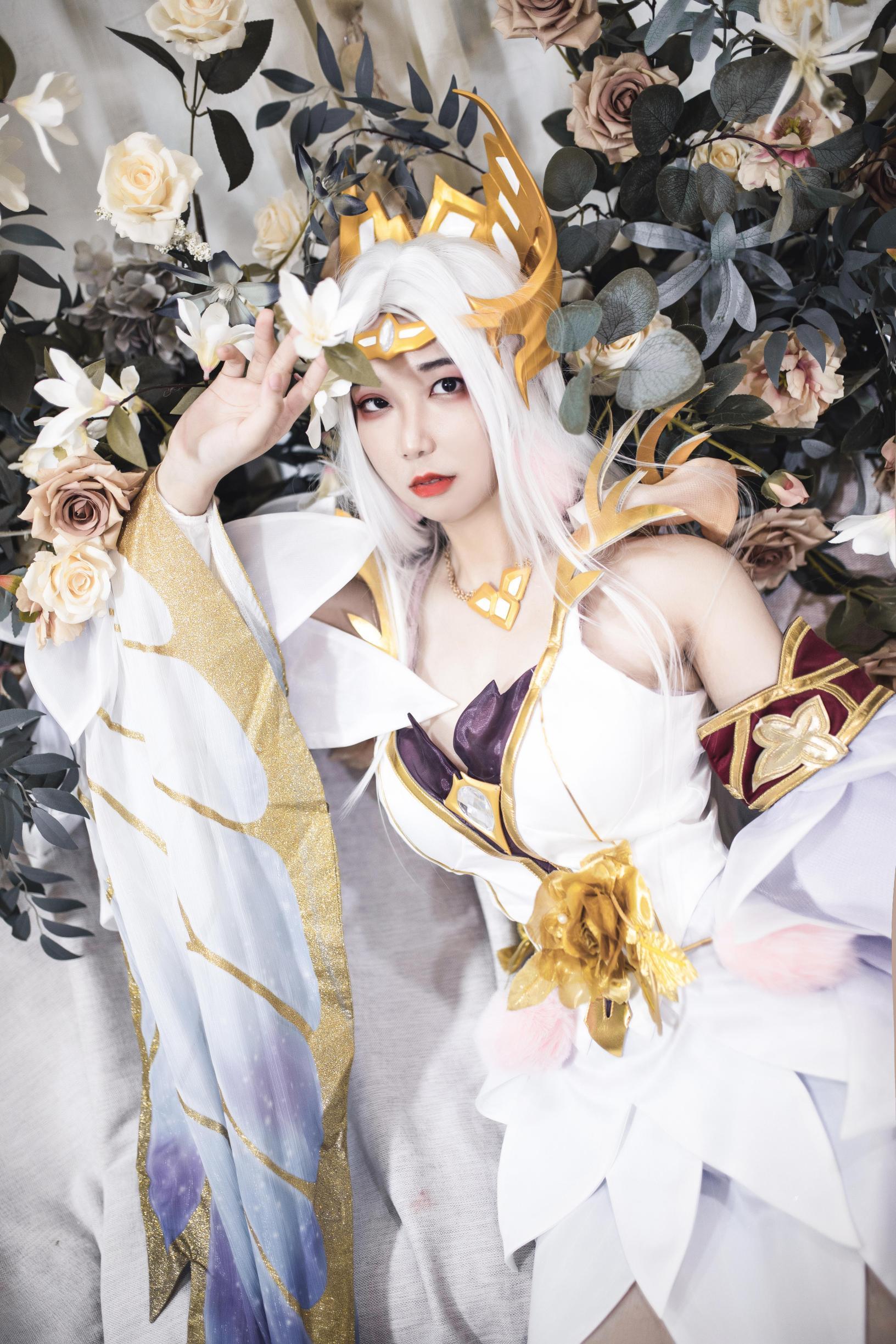 《王者荣耀》王者荣耀貂蝉cosplay【CN:阿音mew】-第4张