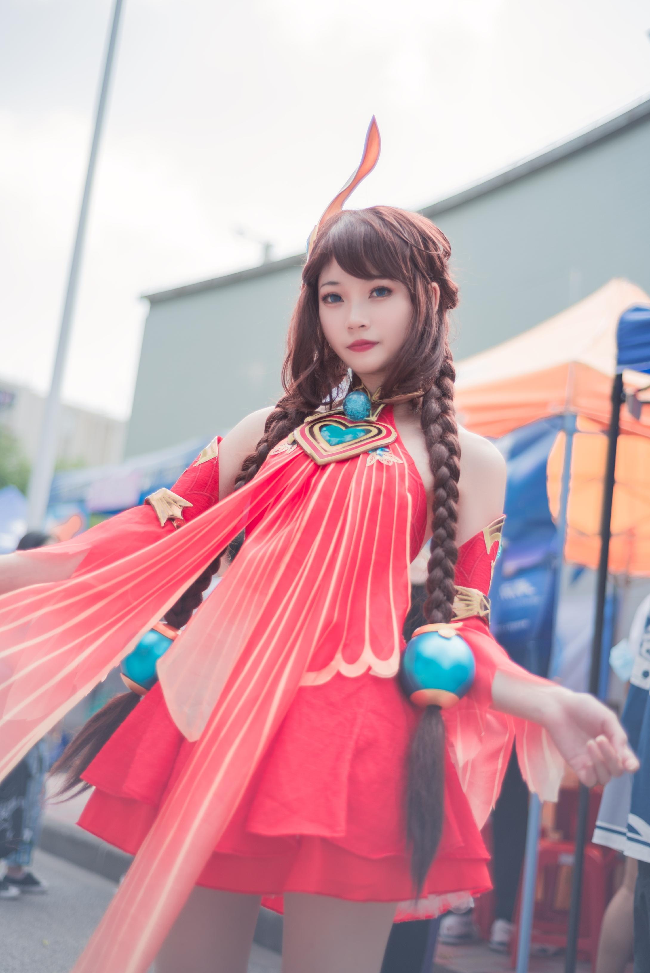 《王者荣耀》王者荣耀大乔cosplay【CN:铅华wr】-第1张