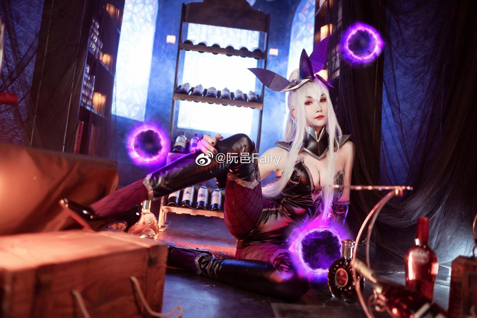 英雄联盟   辛德拉   @阮邑Fairy (9P)-第3张