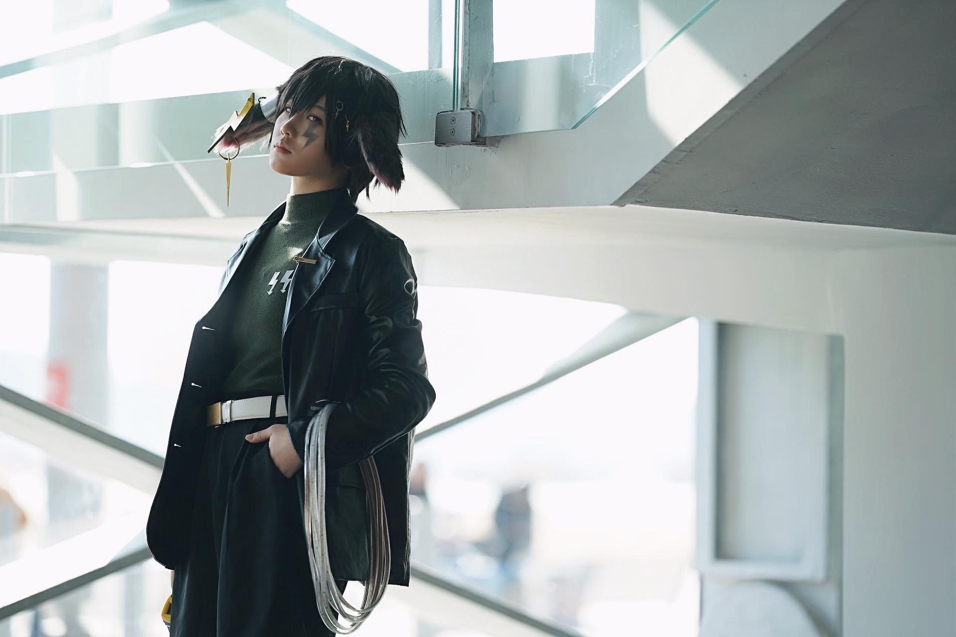 《明日方舟》漫展cosplay【CN:ystem_Yin】-第1张