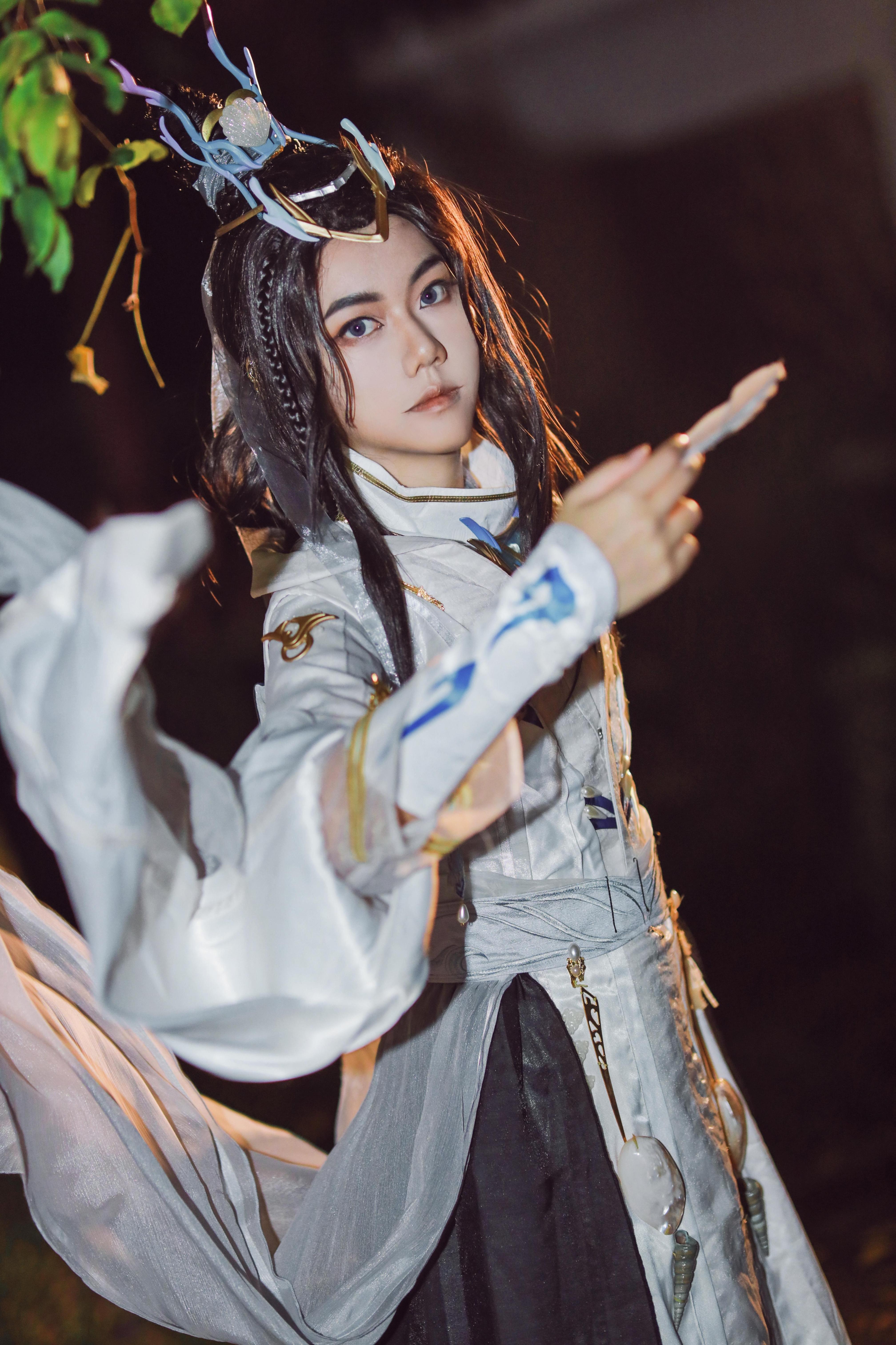 正片cosplay【CN:凌乱Lluan】-第22张