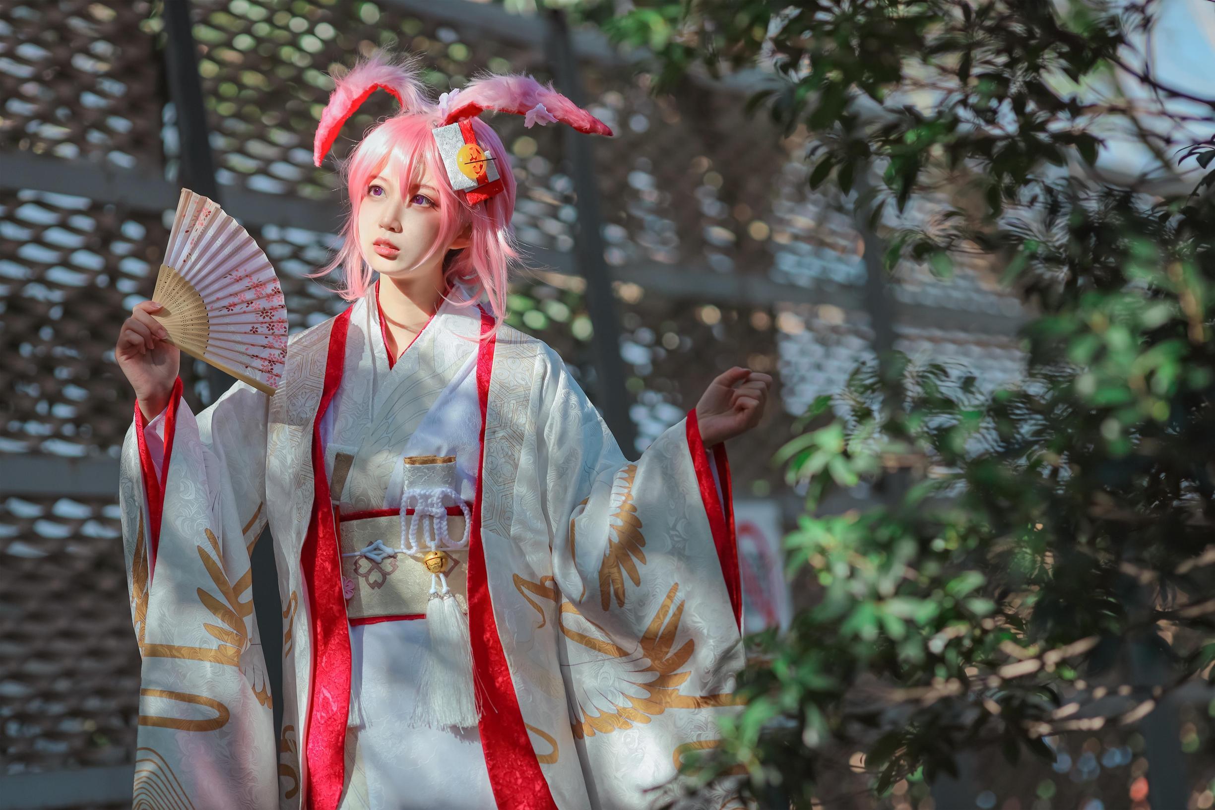 《八重樱》大赛cosplay【CN:KOI很好喝嘎嘎】-第1张