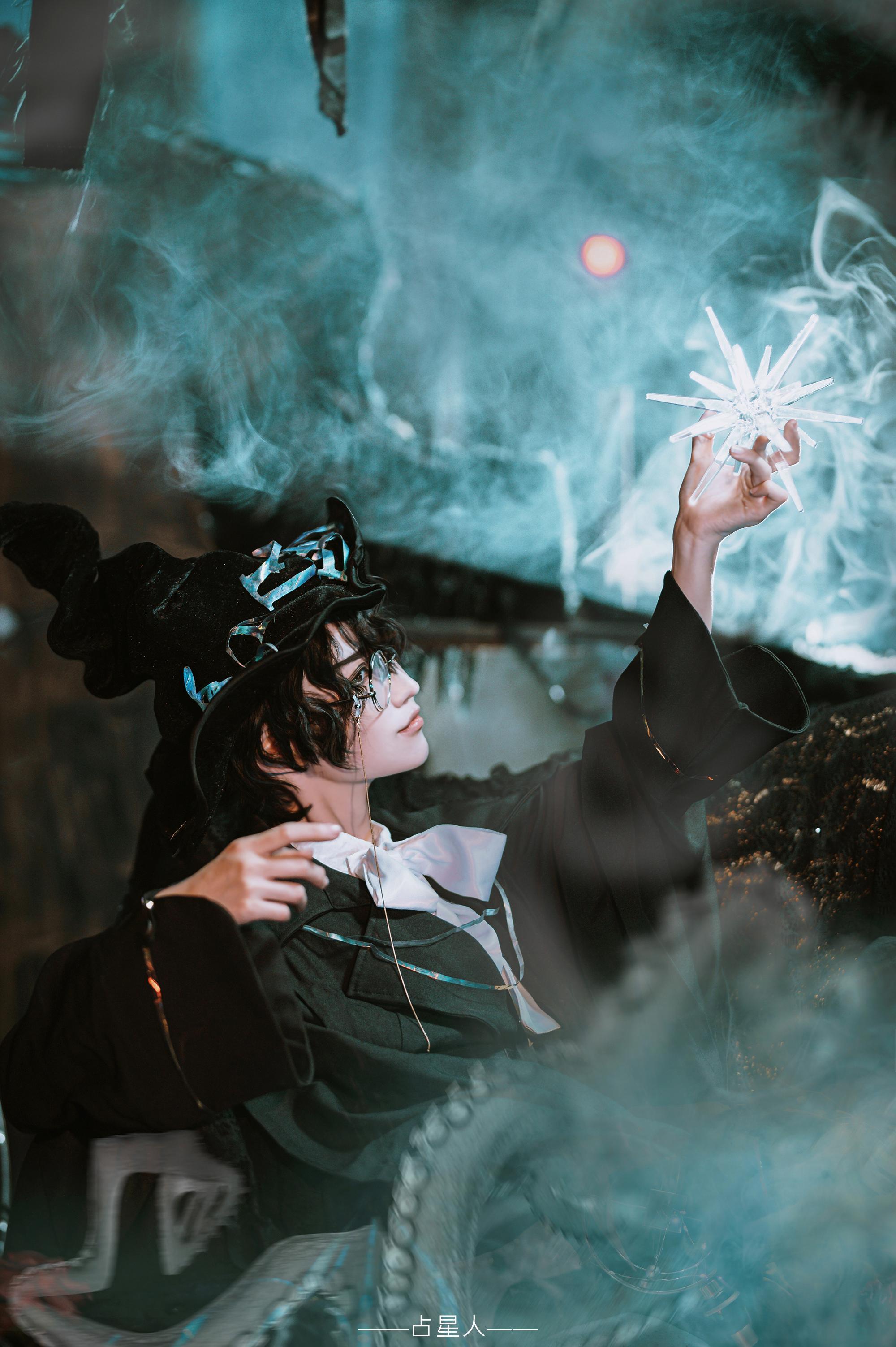 《诡秘之主》沢西cosplay-第1张