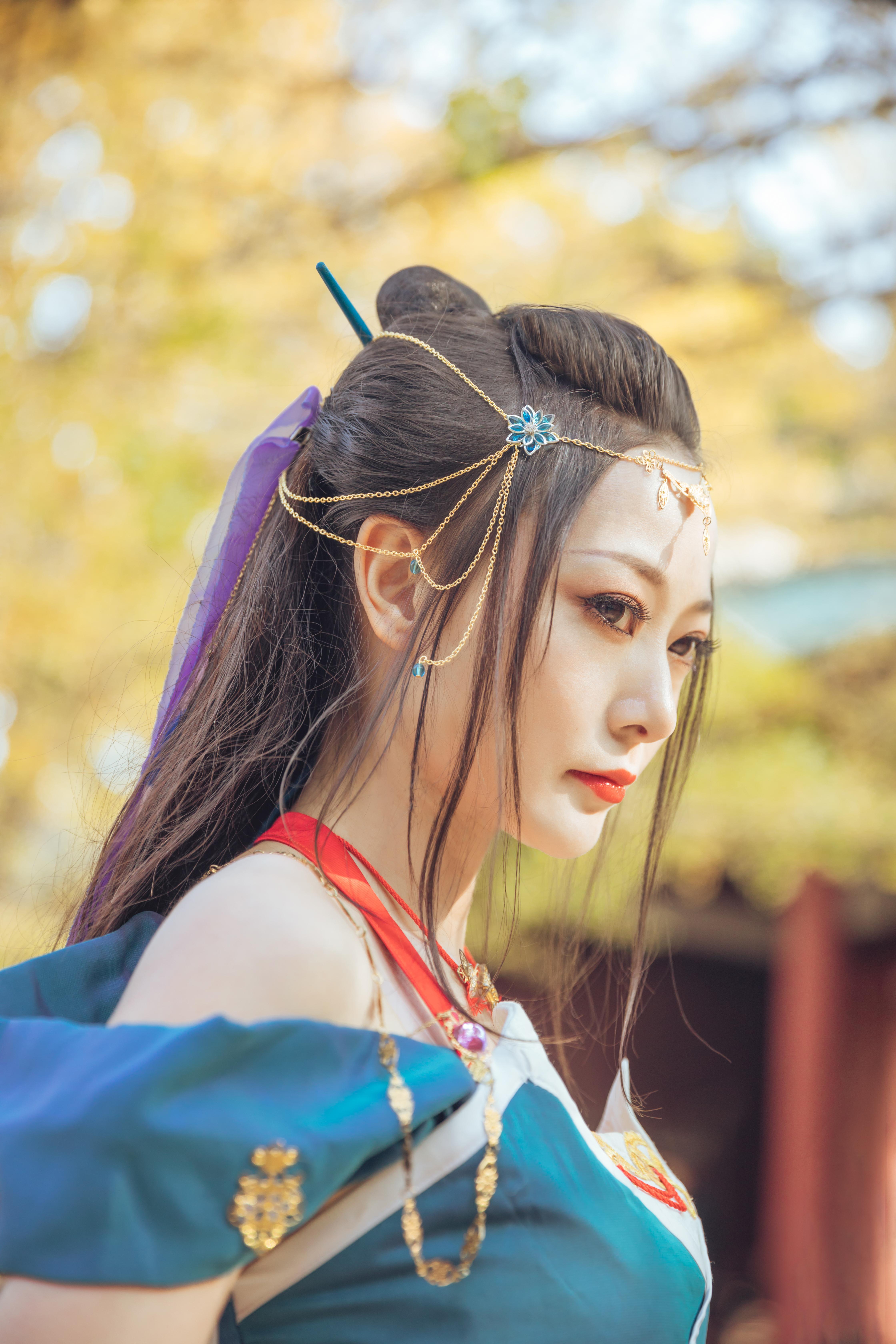 古风cosplay【CN:coser小龙女】-第1张