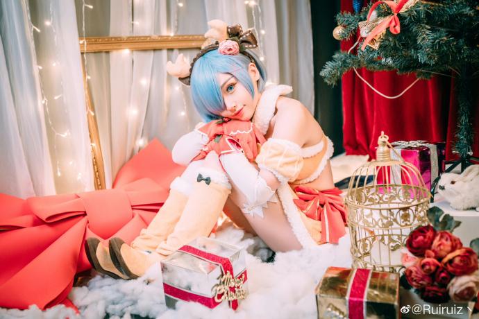 Re:从零开始的异世界生活   蕾姆   圣诞   @Ruiruiz丶 (9P)-第2张